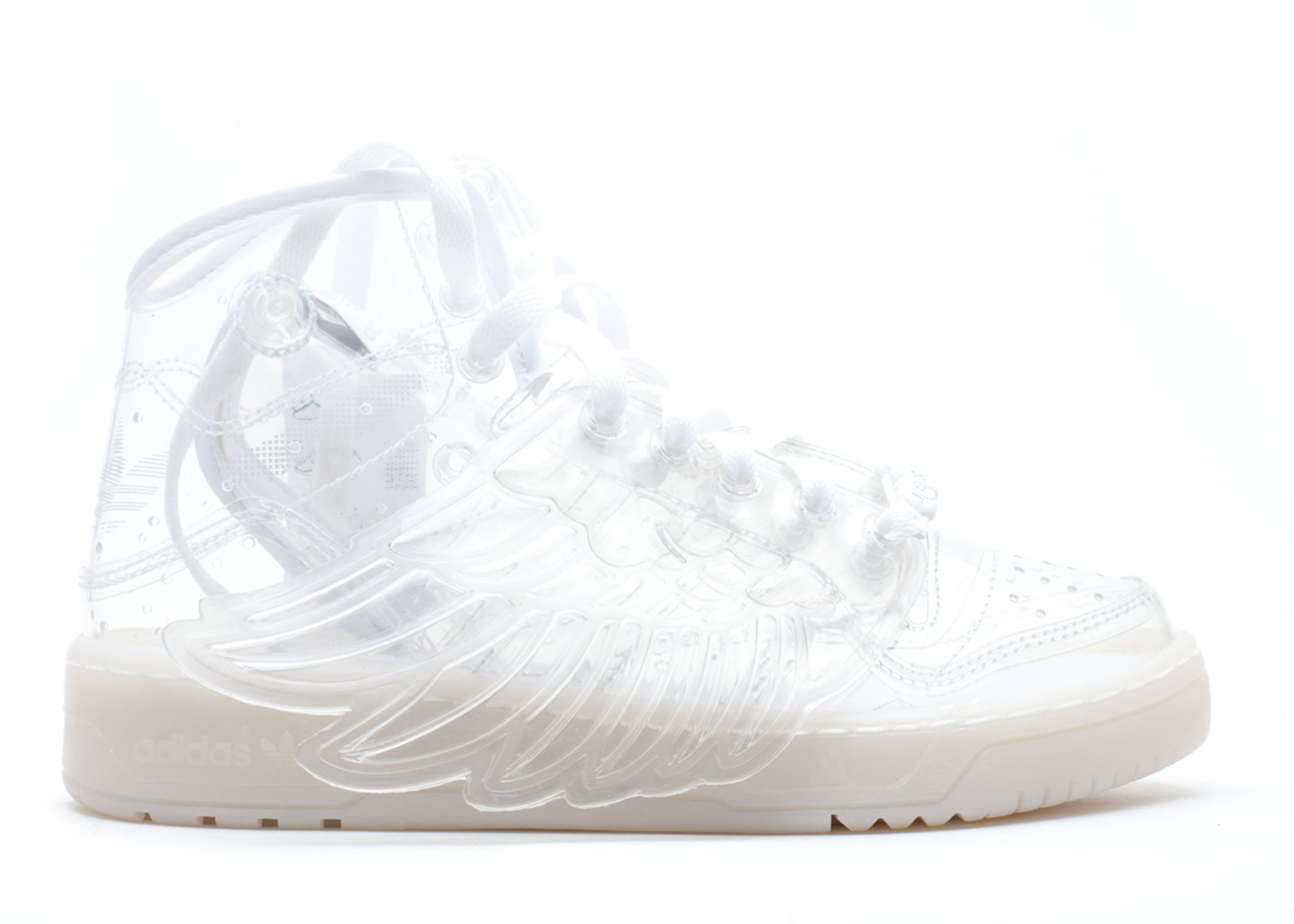 "js wings ""jeremy scott clear"""