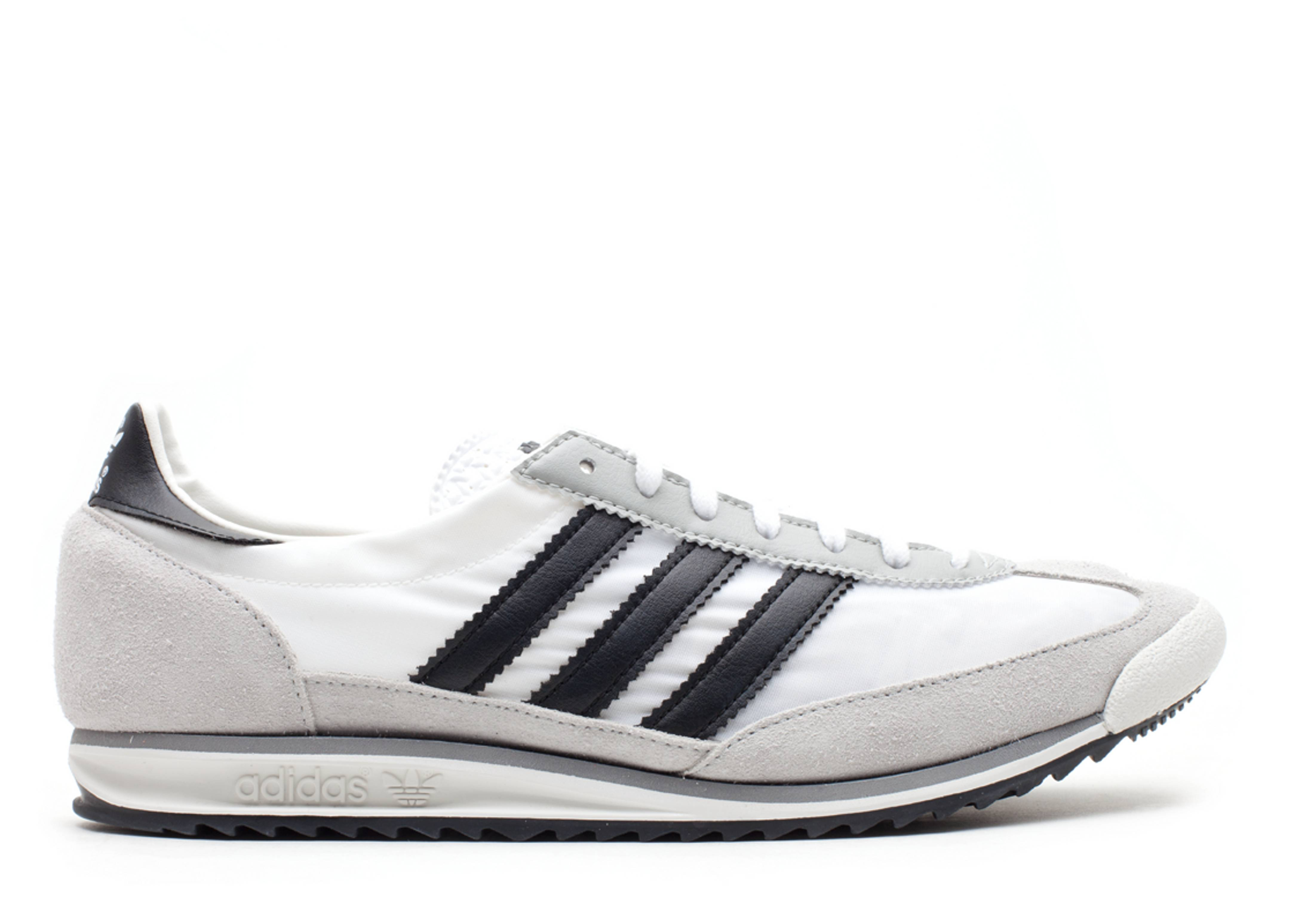 Sl 72 Adidas g43588 white,black1,shadegrey | Flight Club