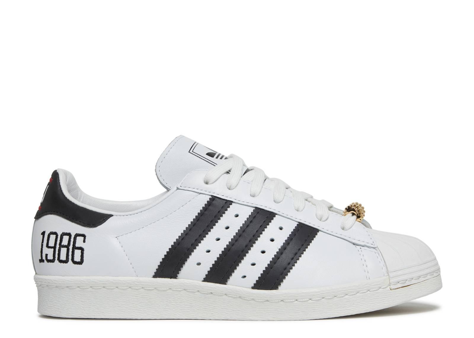"""superstar 80s my adidas """"run dmc"""""""