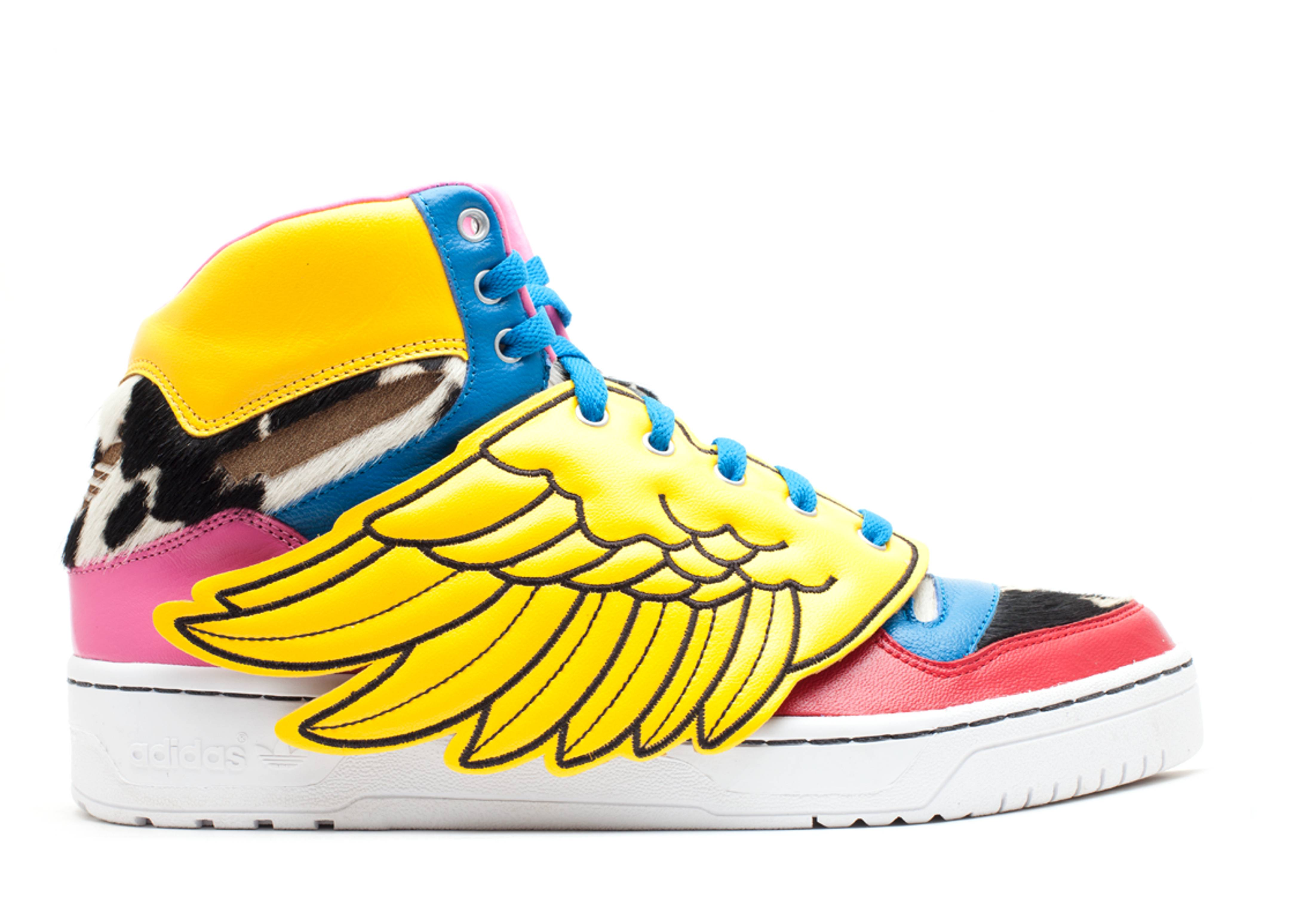 "js wings ""jeremy scott x 2ne1"""