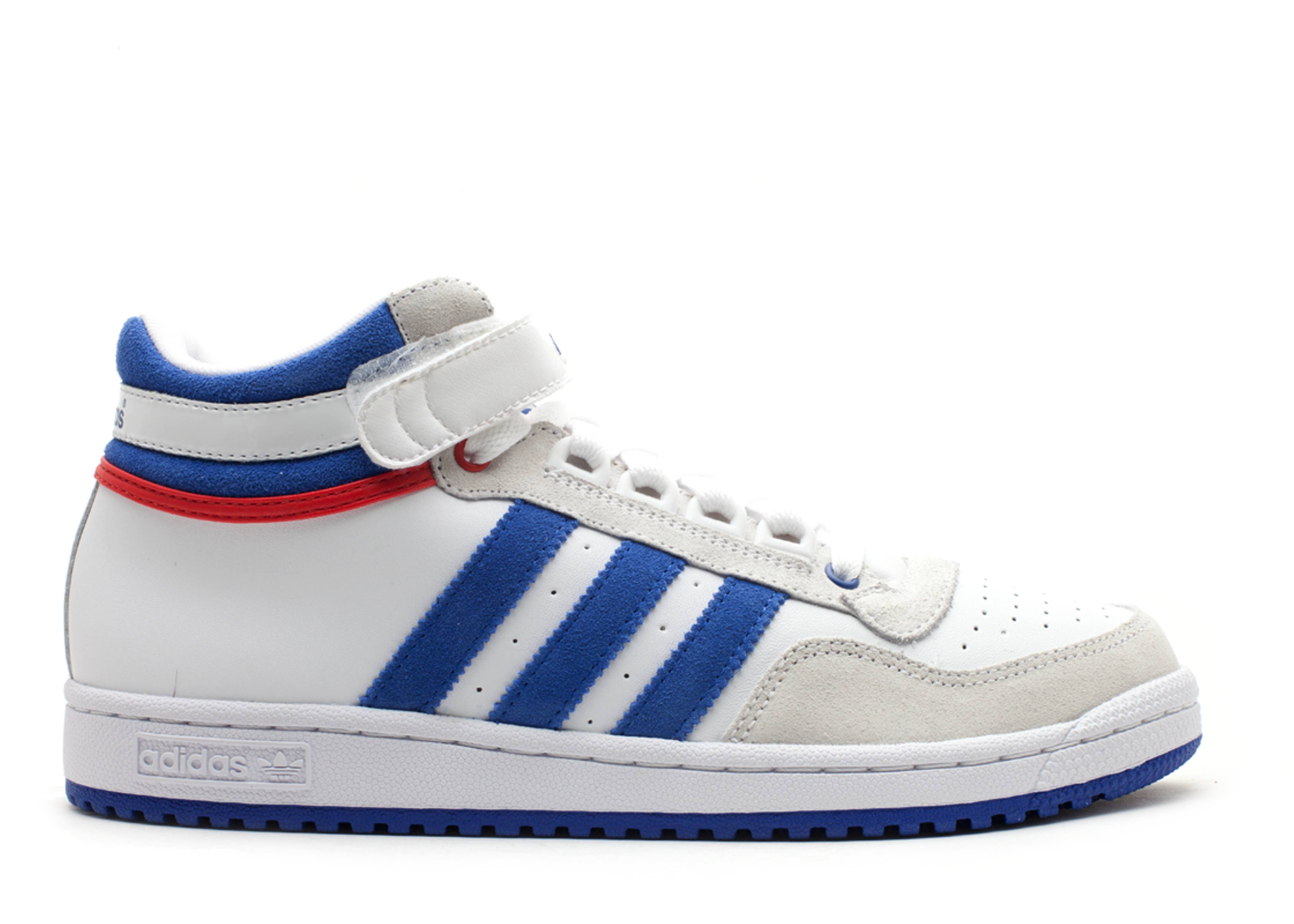 regarder 0b60d 2b265 Concord Mid - Adidas - g17151 - white,collroyal,white ...