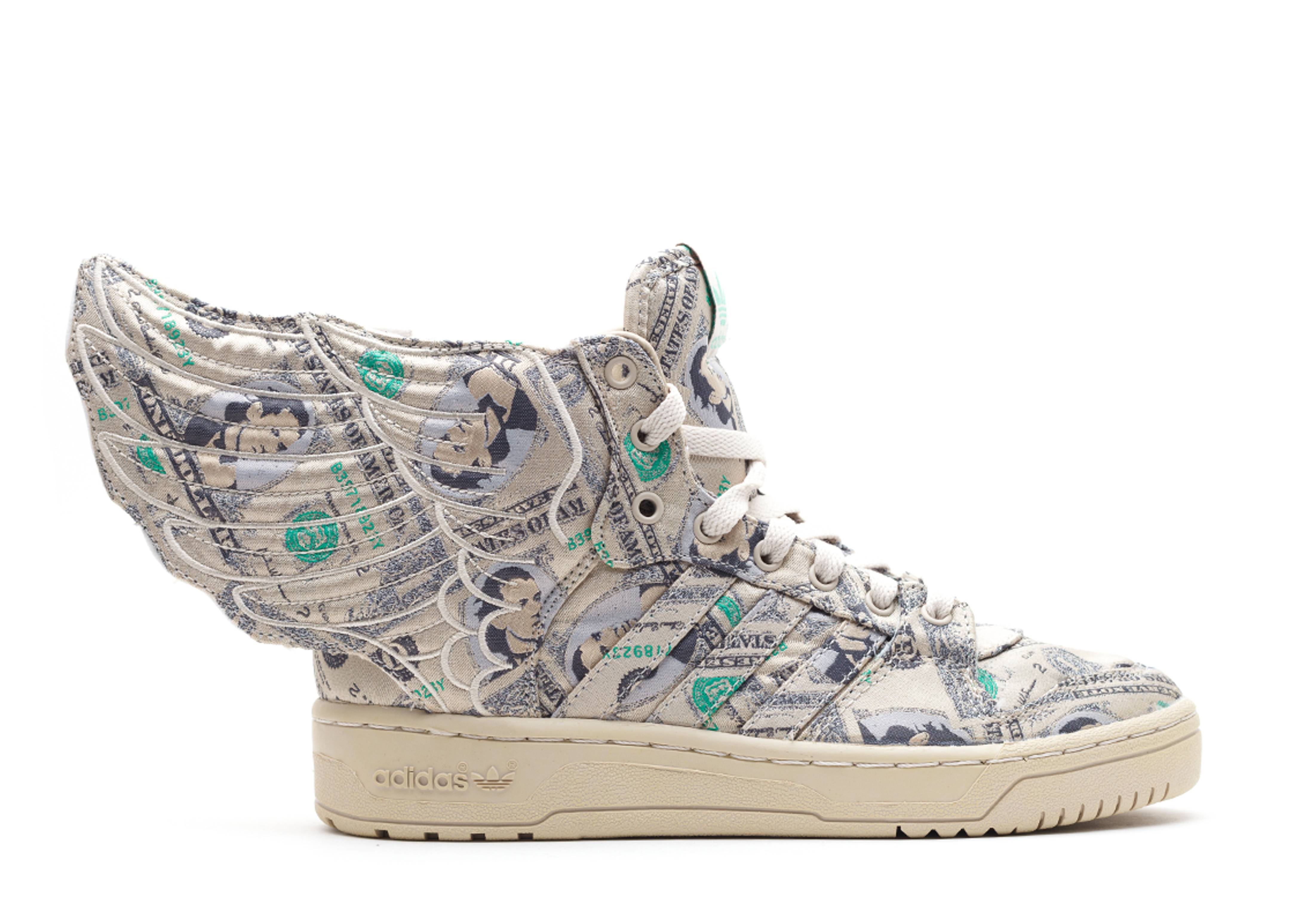 "js wings 2.0 money ""jeremy scott"""
