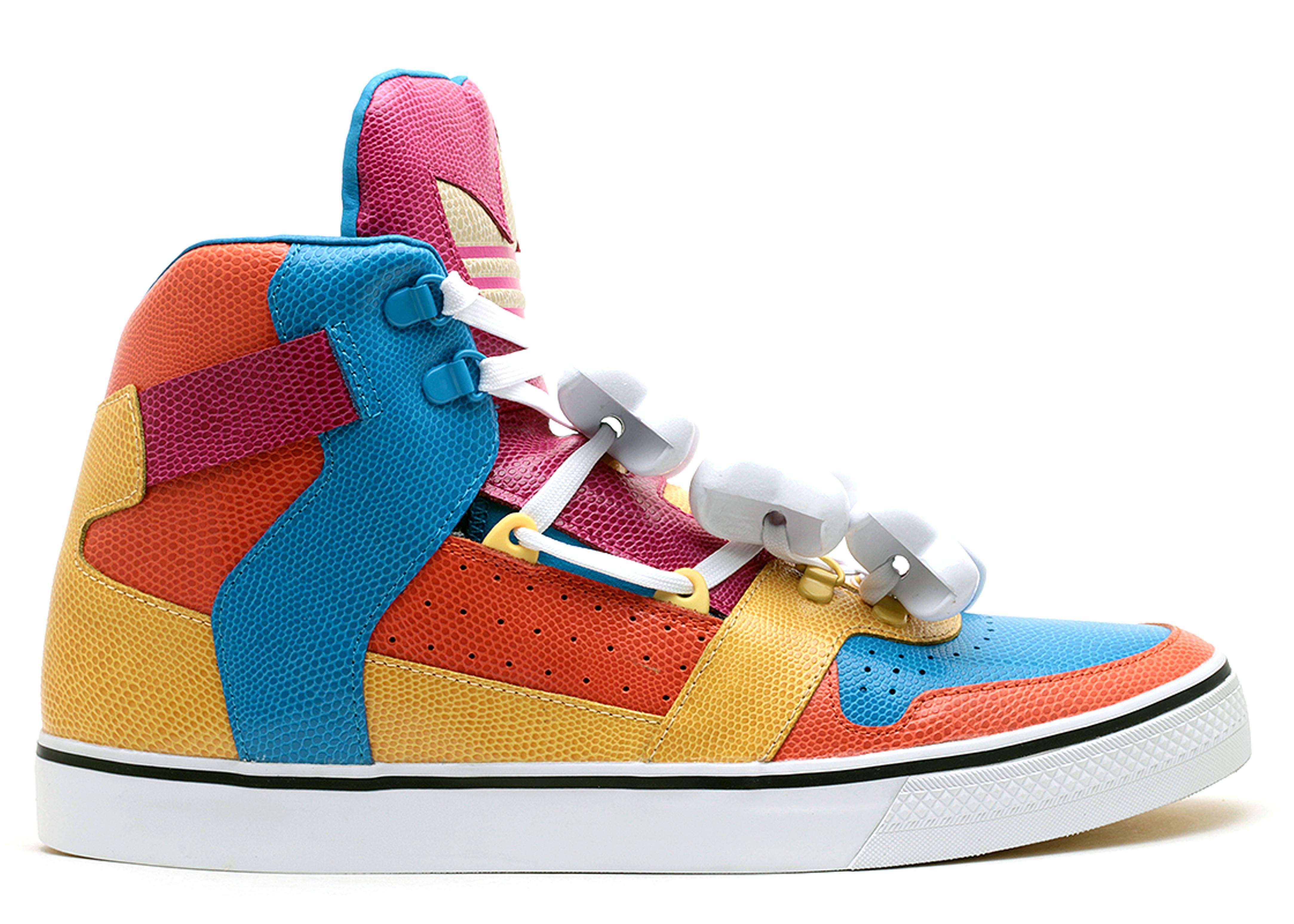 Jeremy Scott Bones Multicolor