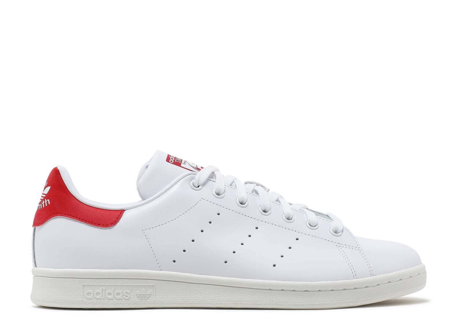 "stan smith ""Collegiate Red"""