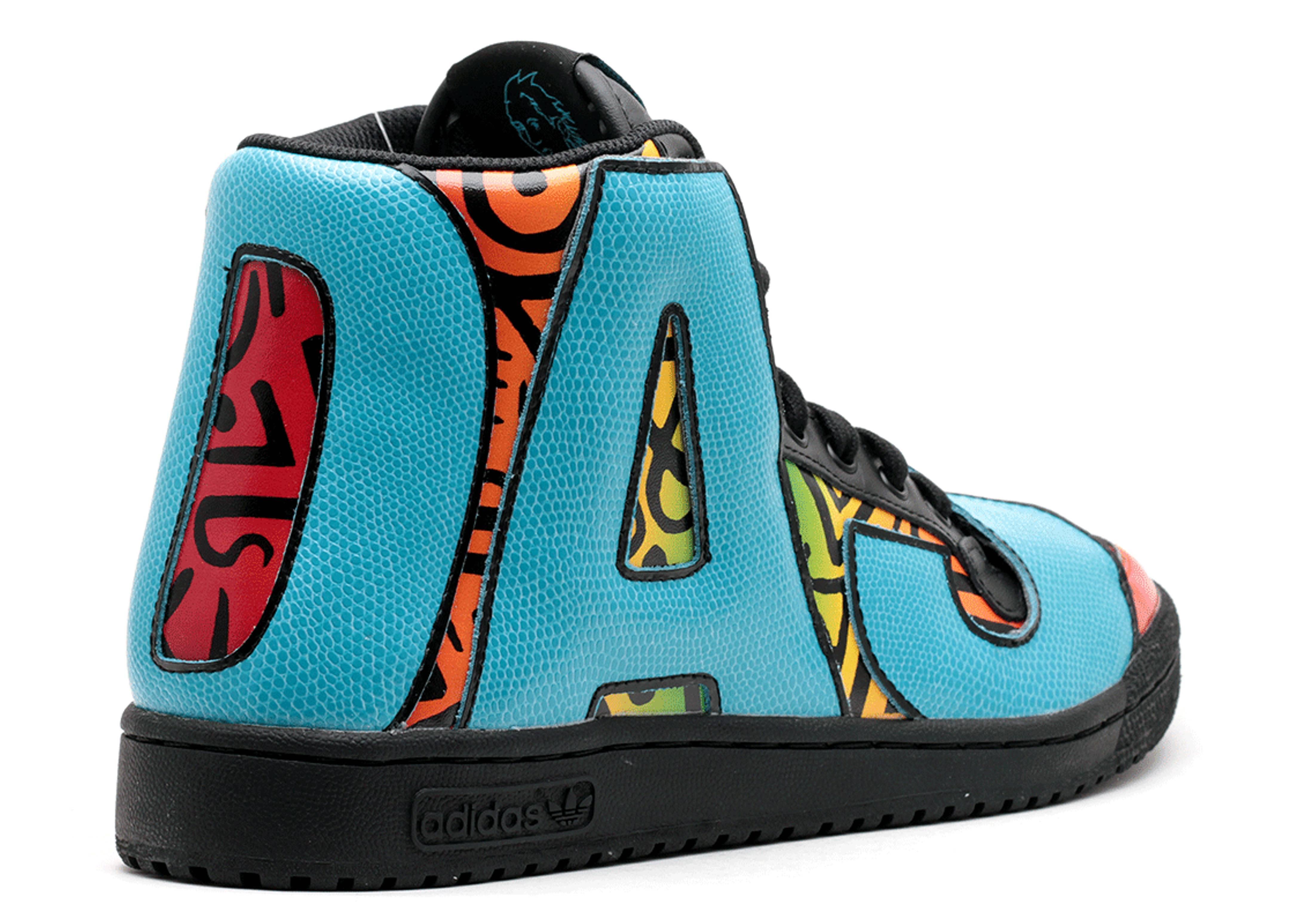 7af7b2c97174 Js Letters Multicolor - Adidas - d65213 - black1 black1 black ...