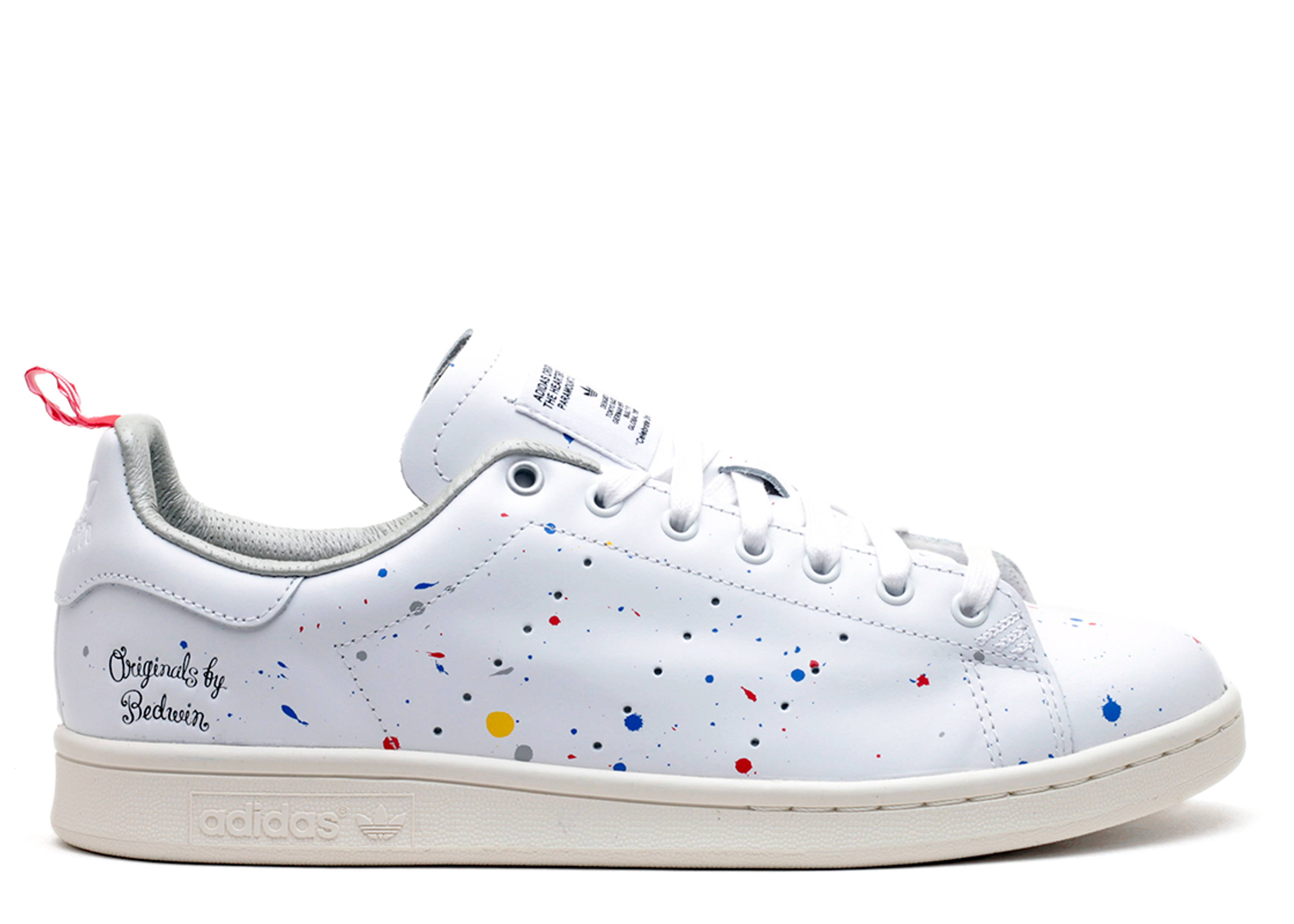 "bw stan smith ""bedwin & the heartbreakers"""
