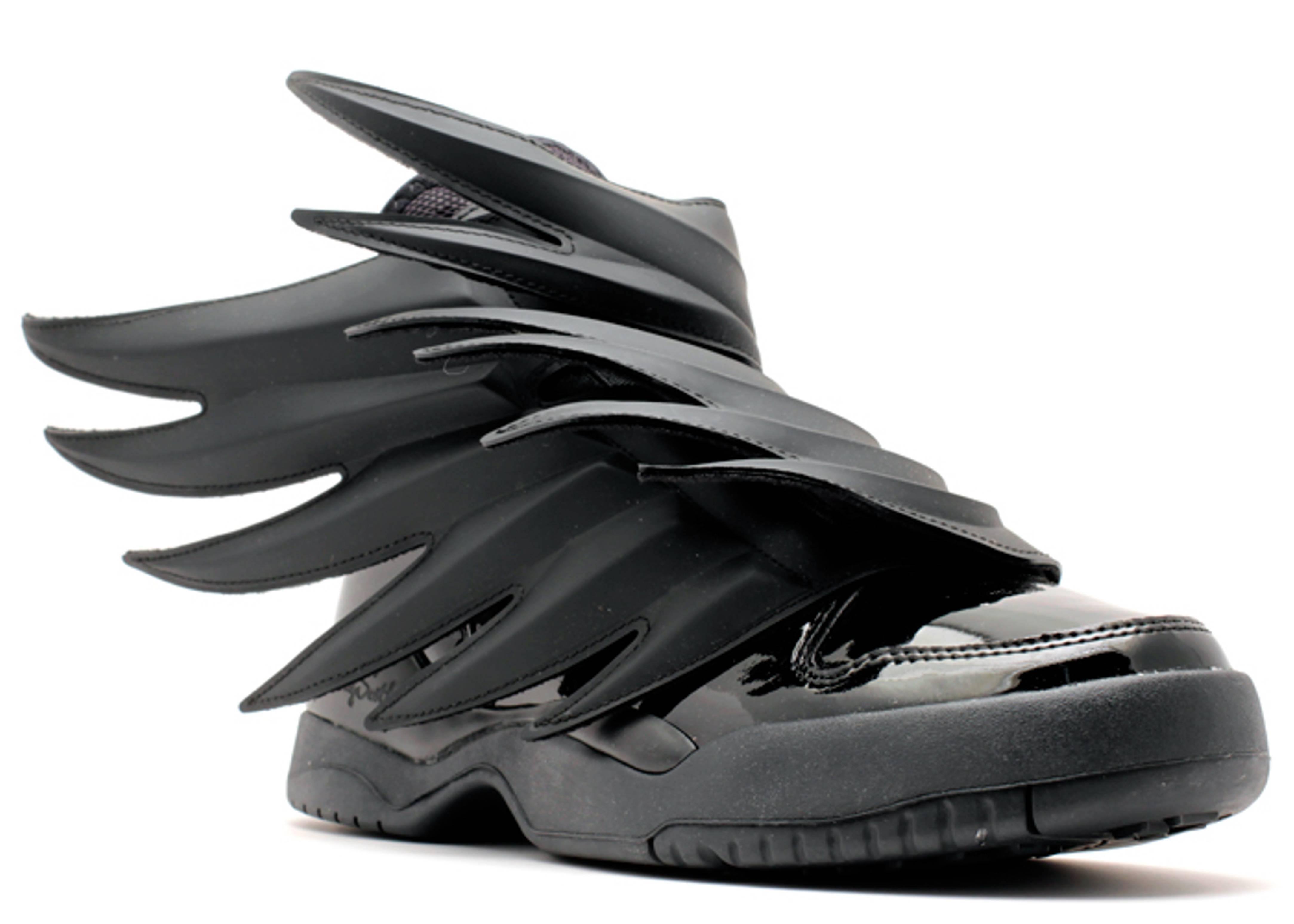 adidas js wings 3.0 black