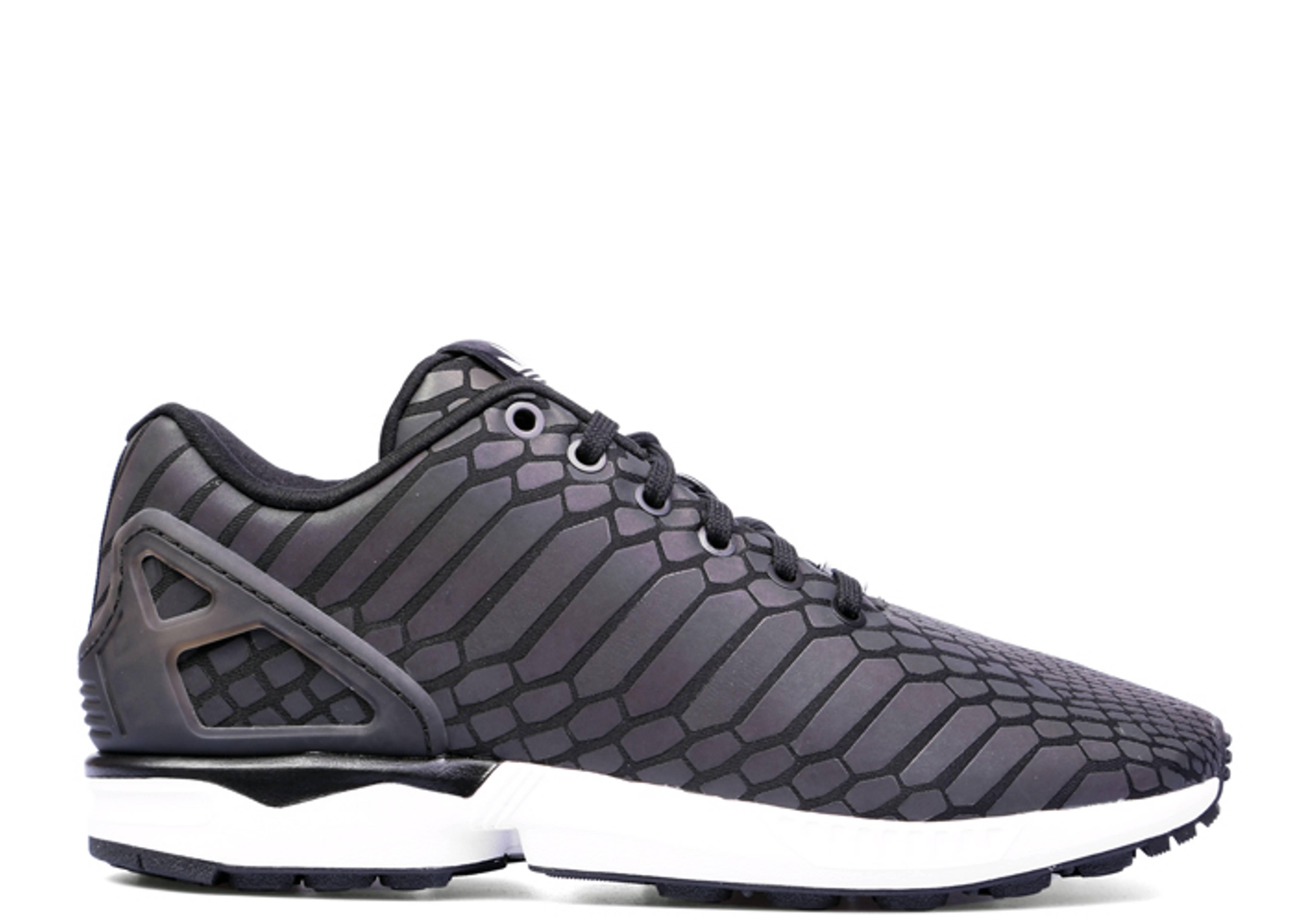 adidas zx flux xeno zwart