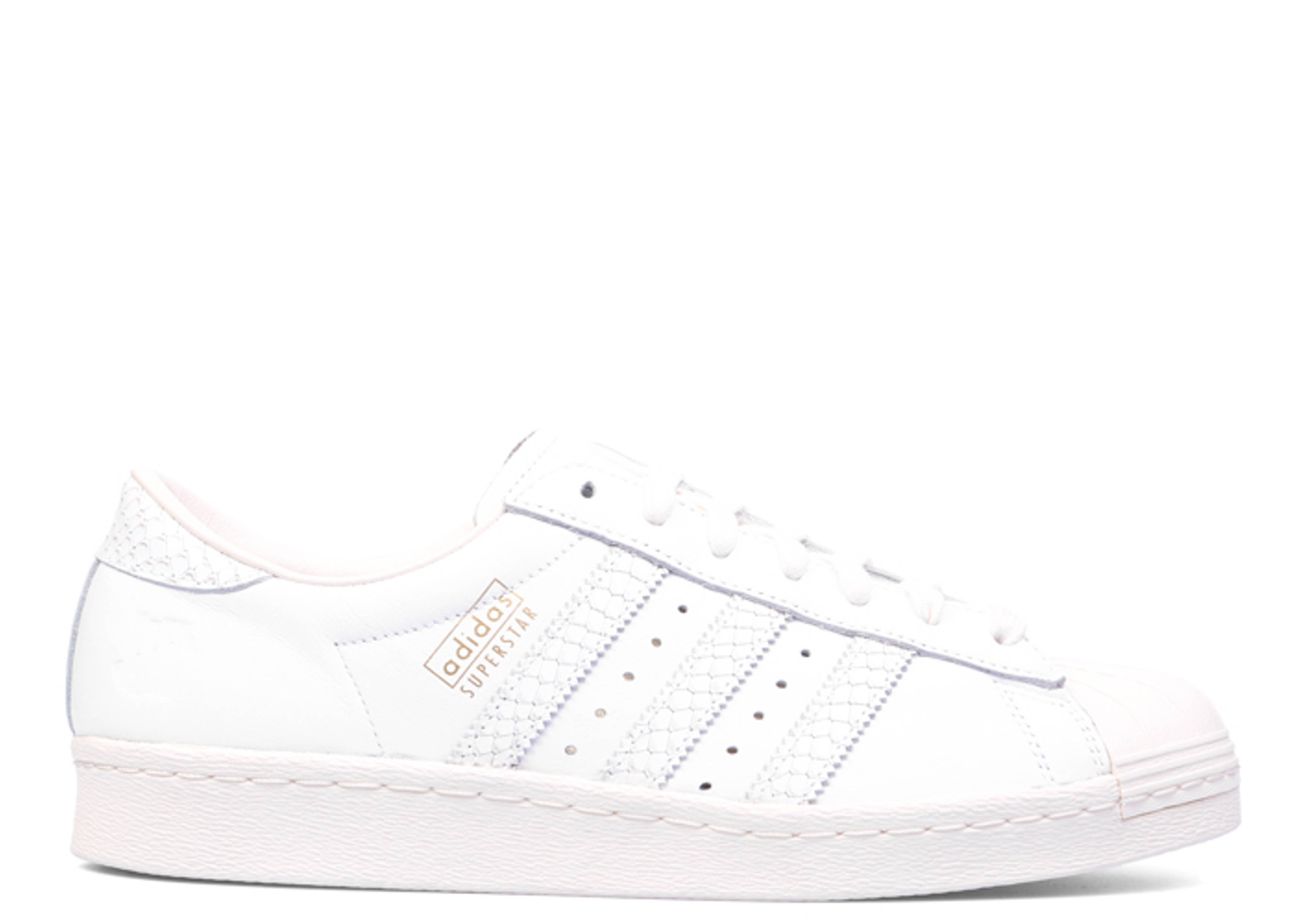 Adidas Men's SuperStar 80V-UNDFTD White B34077