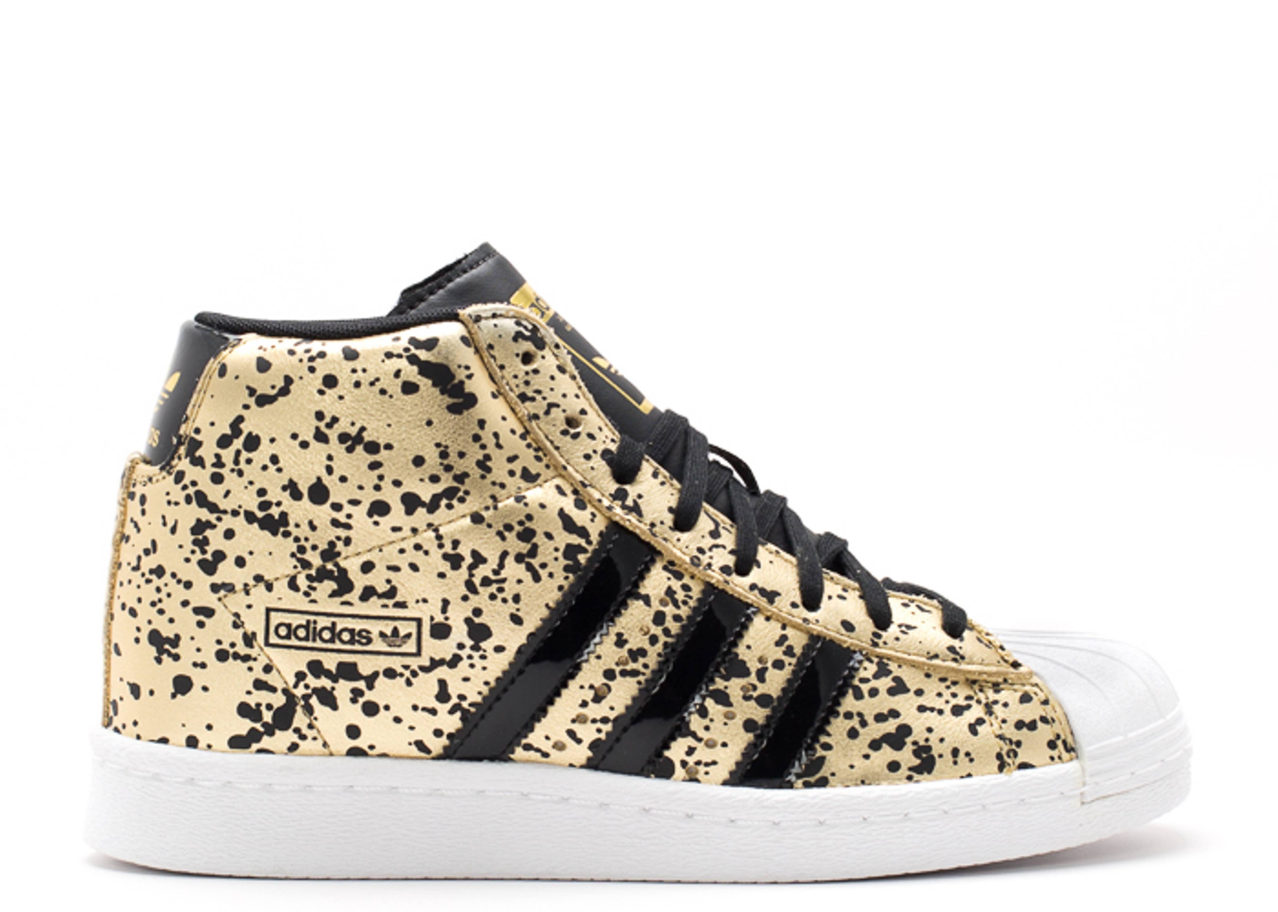 black adidas superstar youth