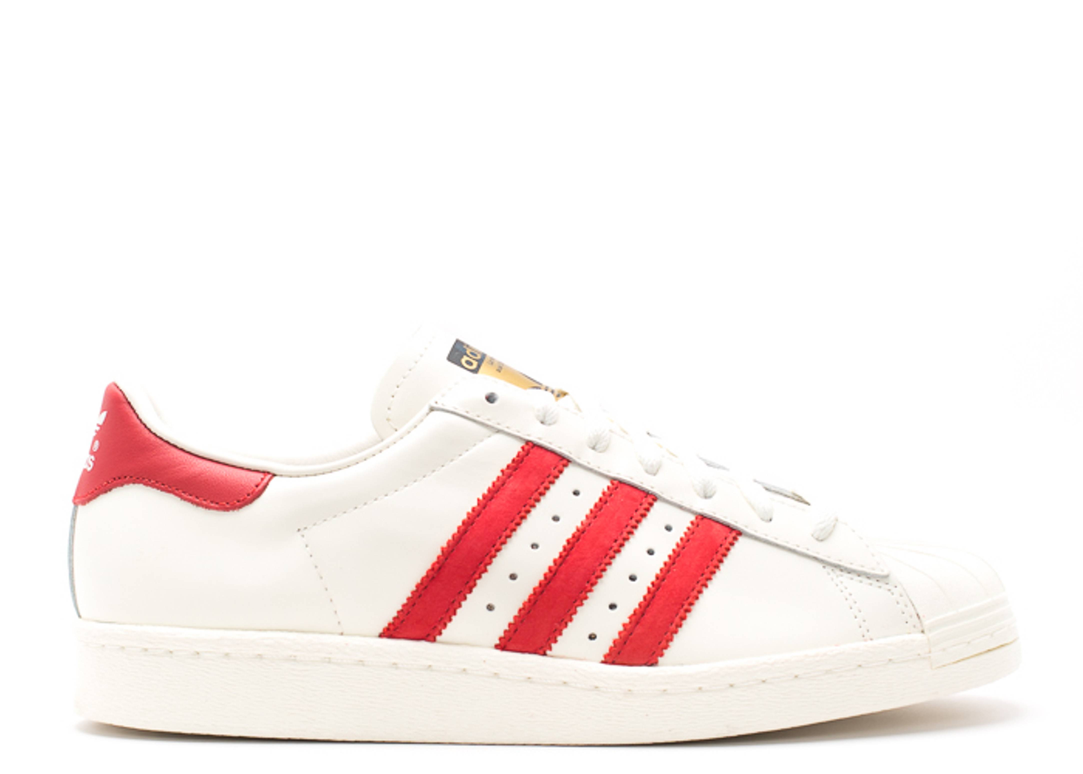Adidas Superstar 80s DLX | Heels up | Adidas superstar
