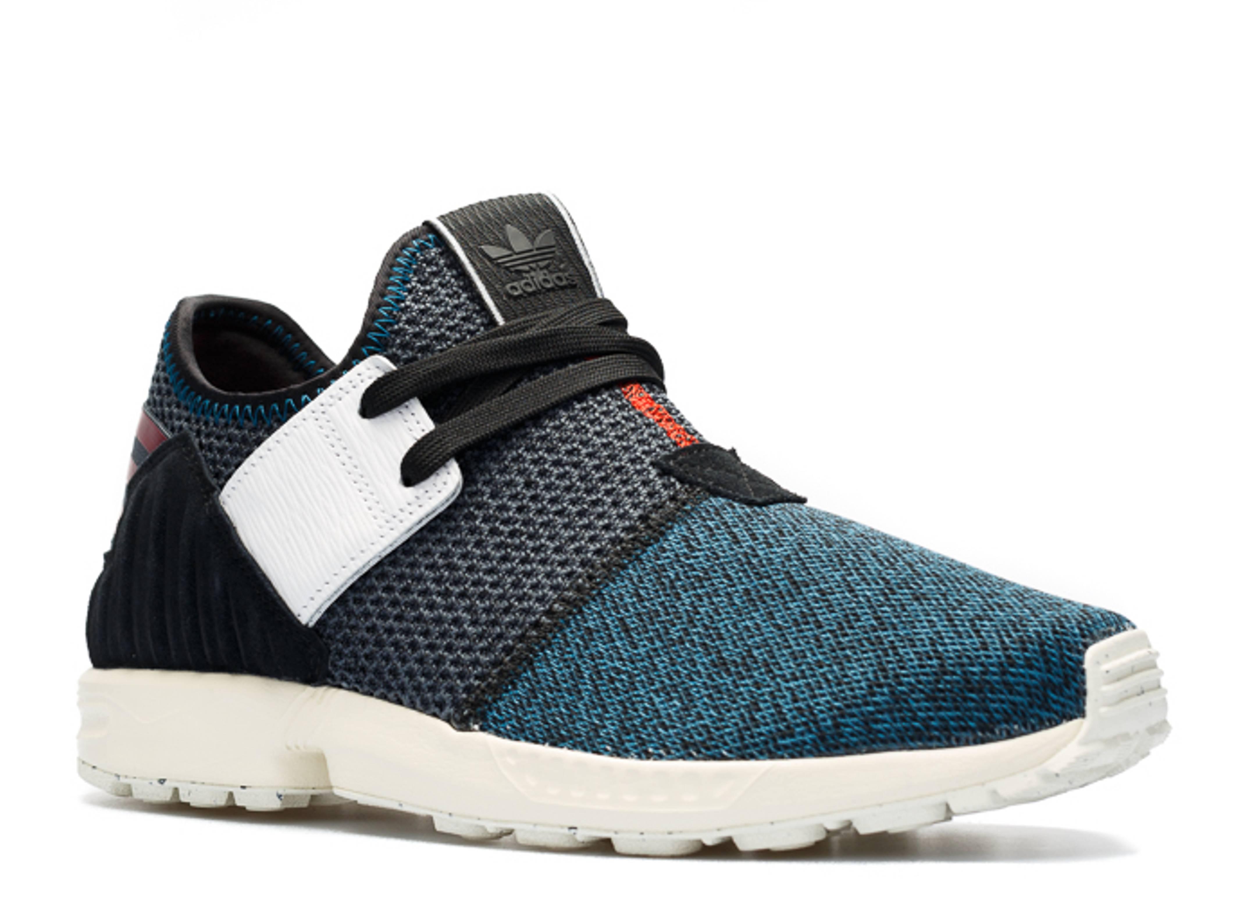 adidas Originals ZX Flux Plus Shoes Trainers Black AQ5398 US 11 2