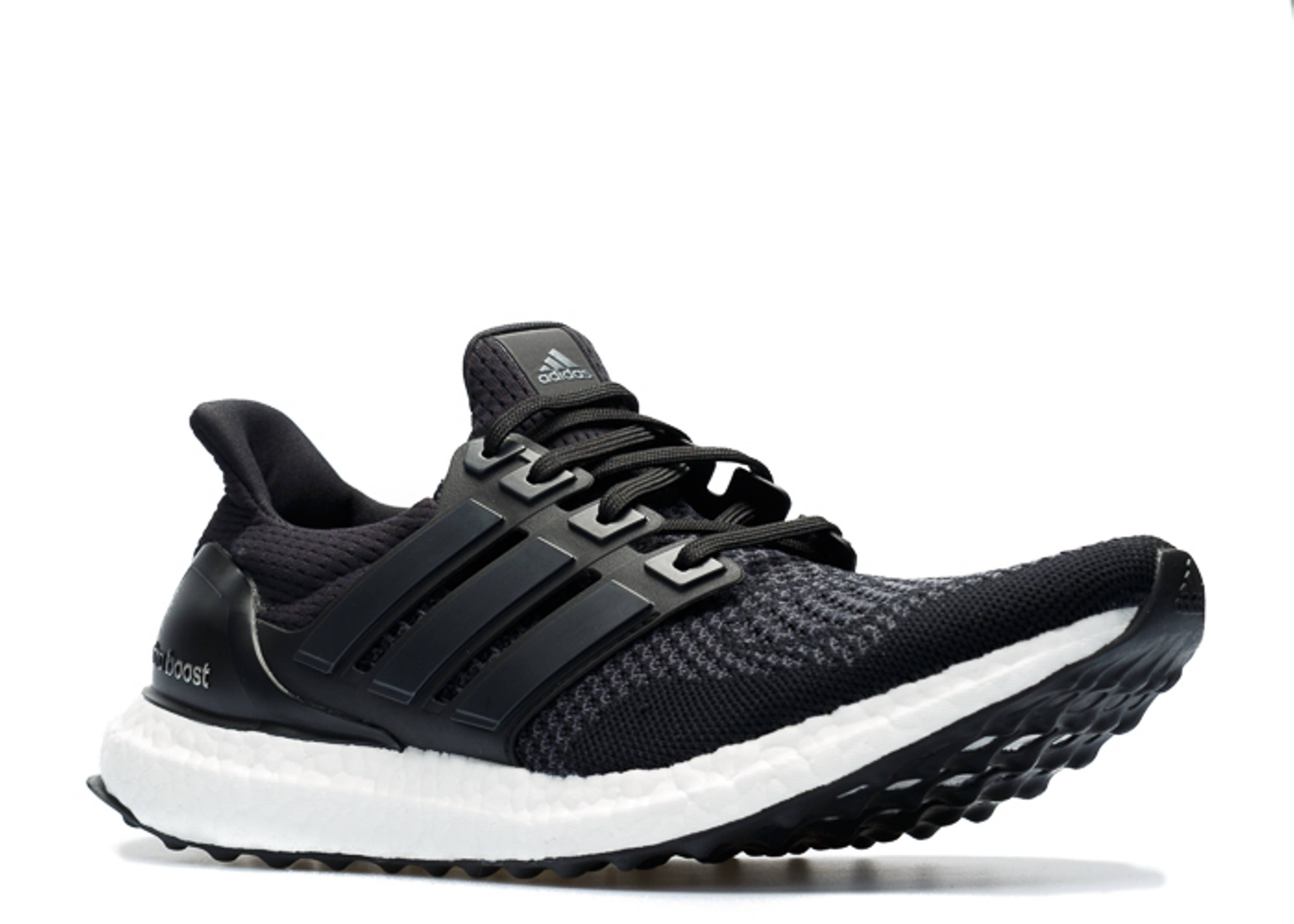 Adidas Ultra Boost   Kids Black White