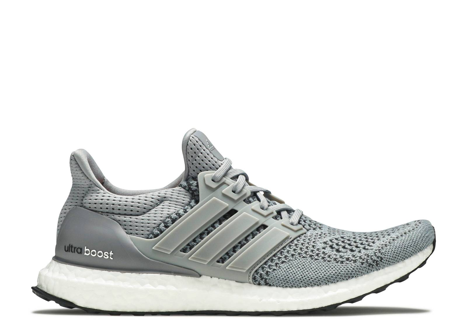 18d5648fc Ultra Boost - Adidas - s77510 - grey white