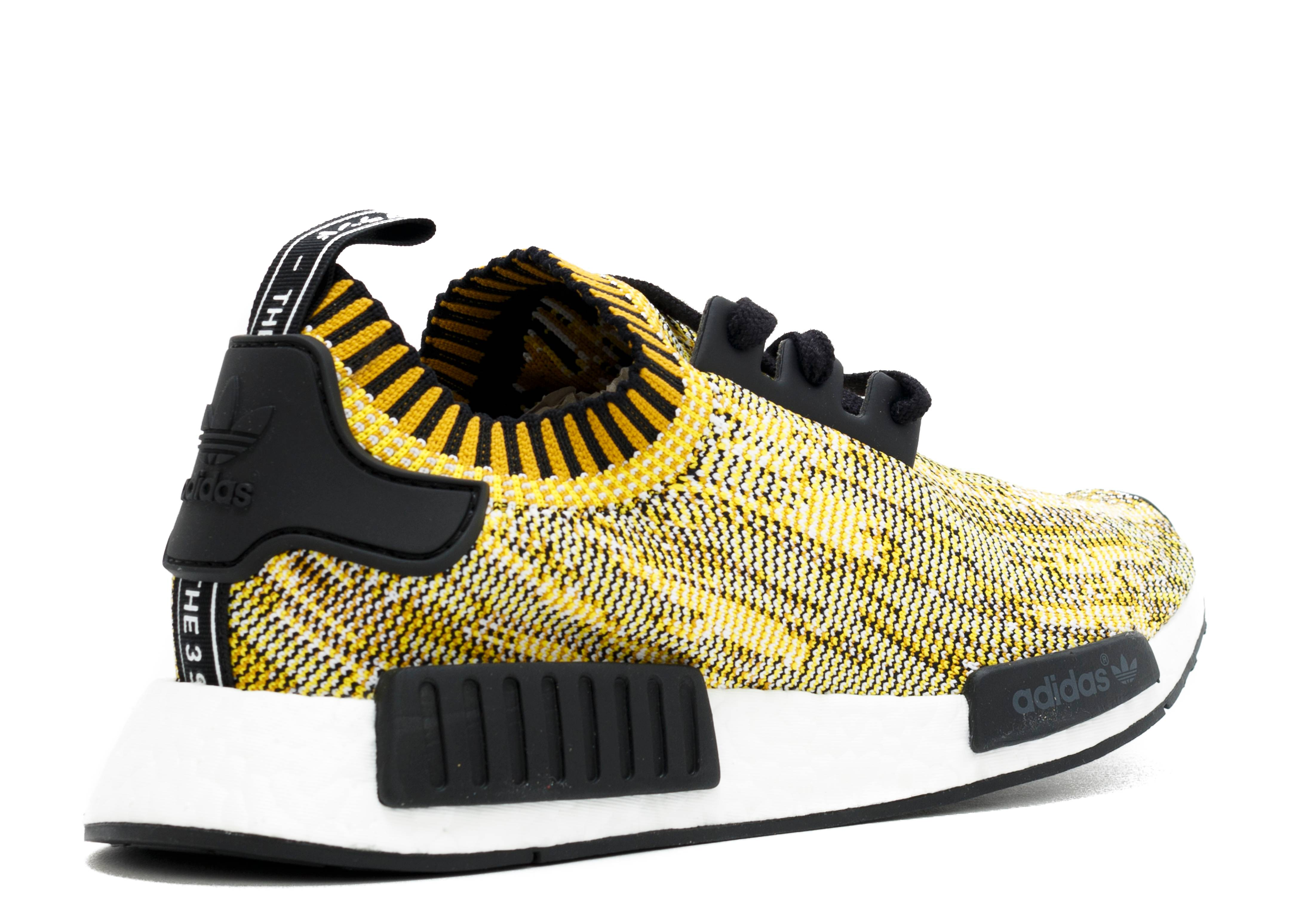 adidas nmd black and gold