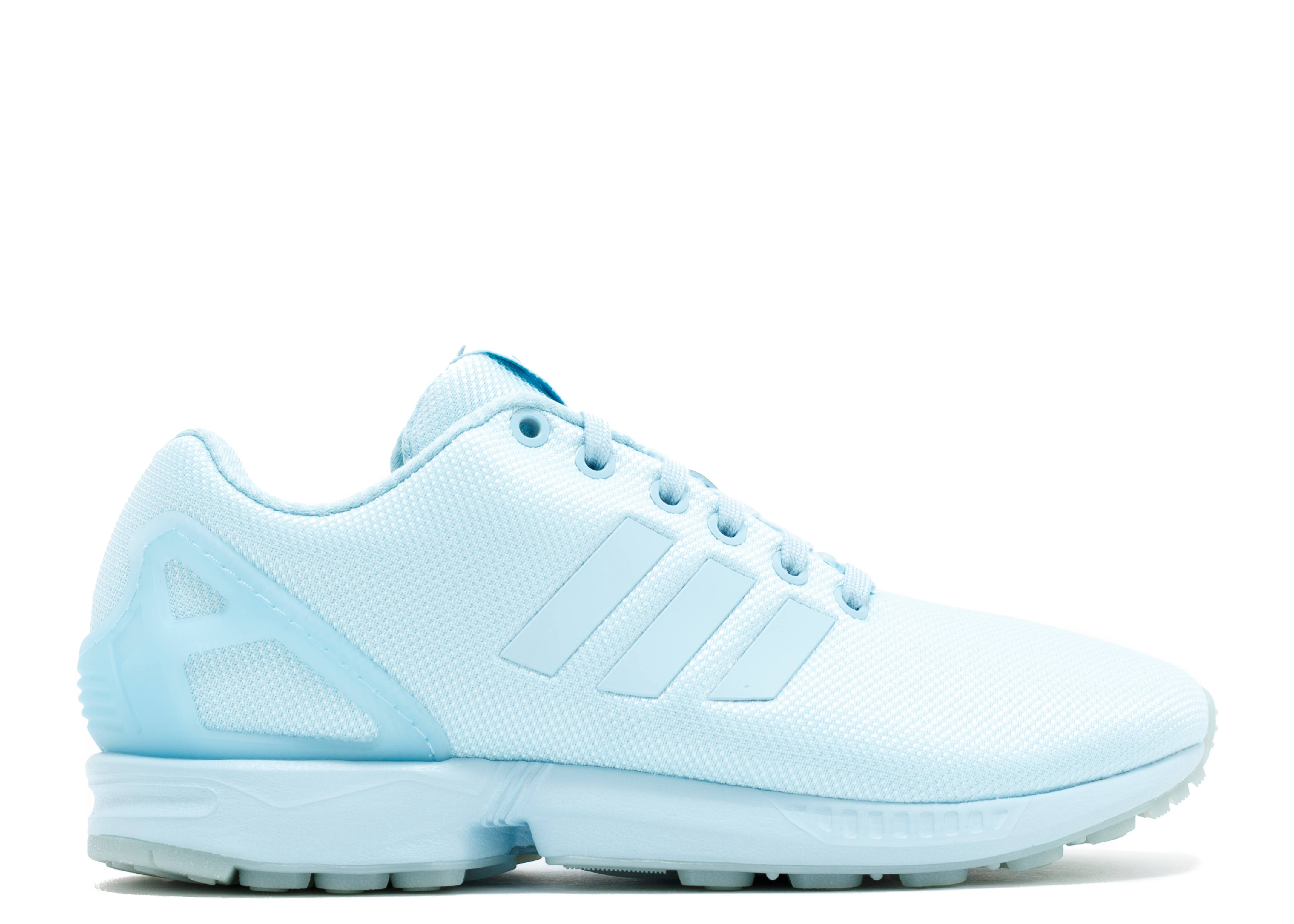 97a2fcdf0 Zx Flux - Adidas - aq3100 - blu blublu blublu