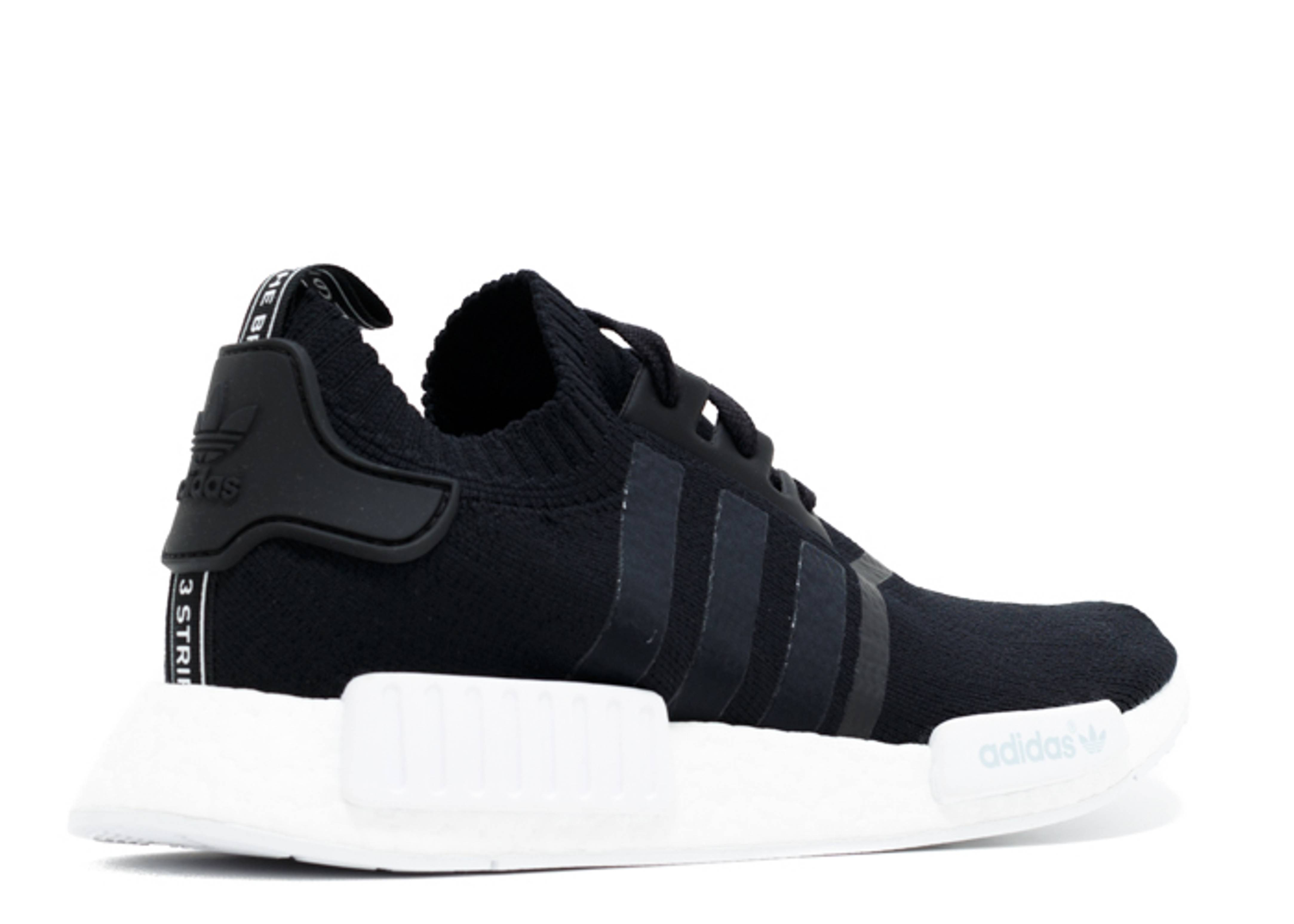 a72852485850 Adidas Nmd R1 Monochrome Black kenmore-cleaning.co.uk