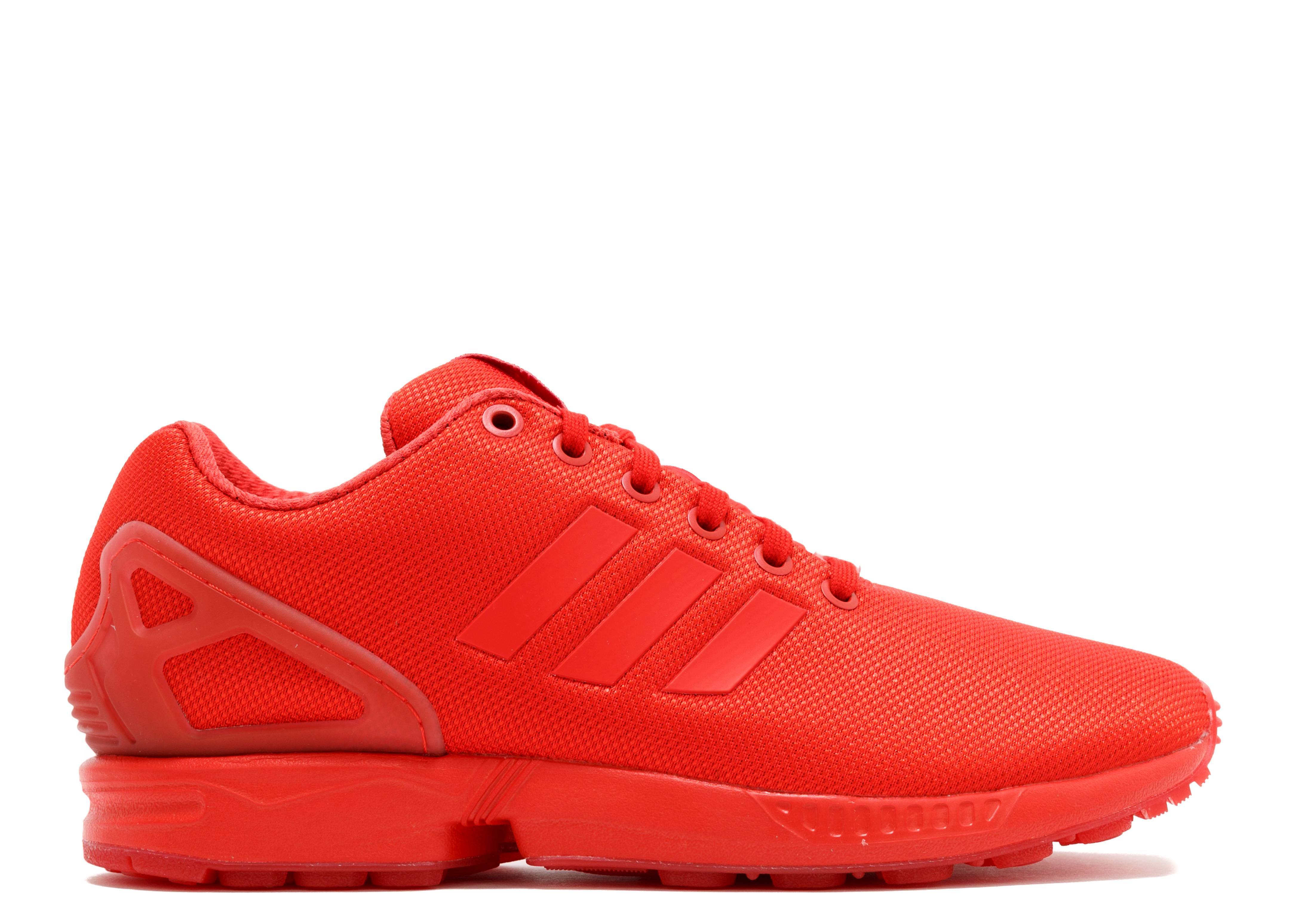 e81c672a34a55 Zx Flux - Adidas - aq3098 - red red red