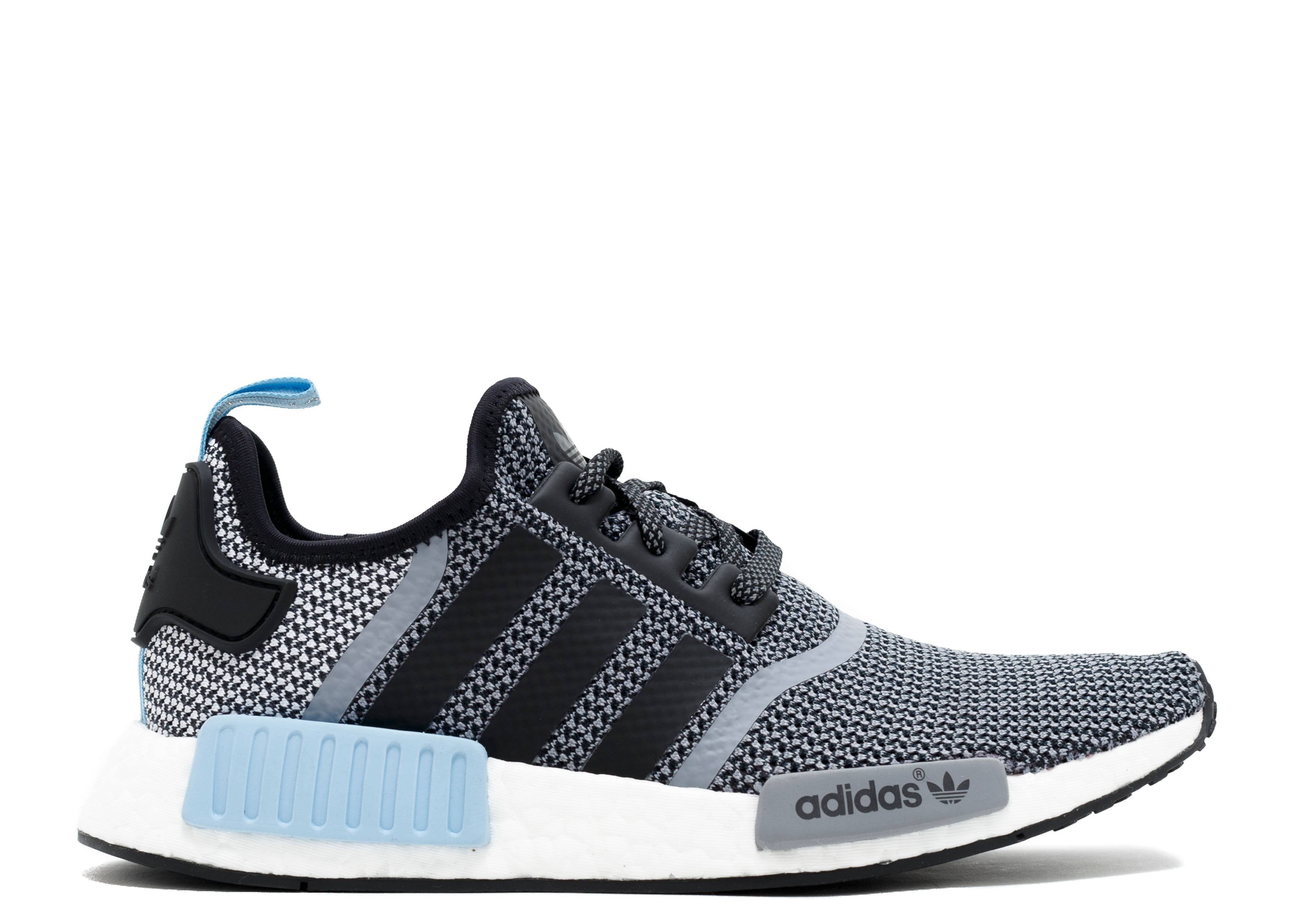 the best attitude 719cf 0902a NMD_R1 'Clear Blue'