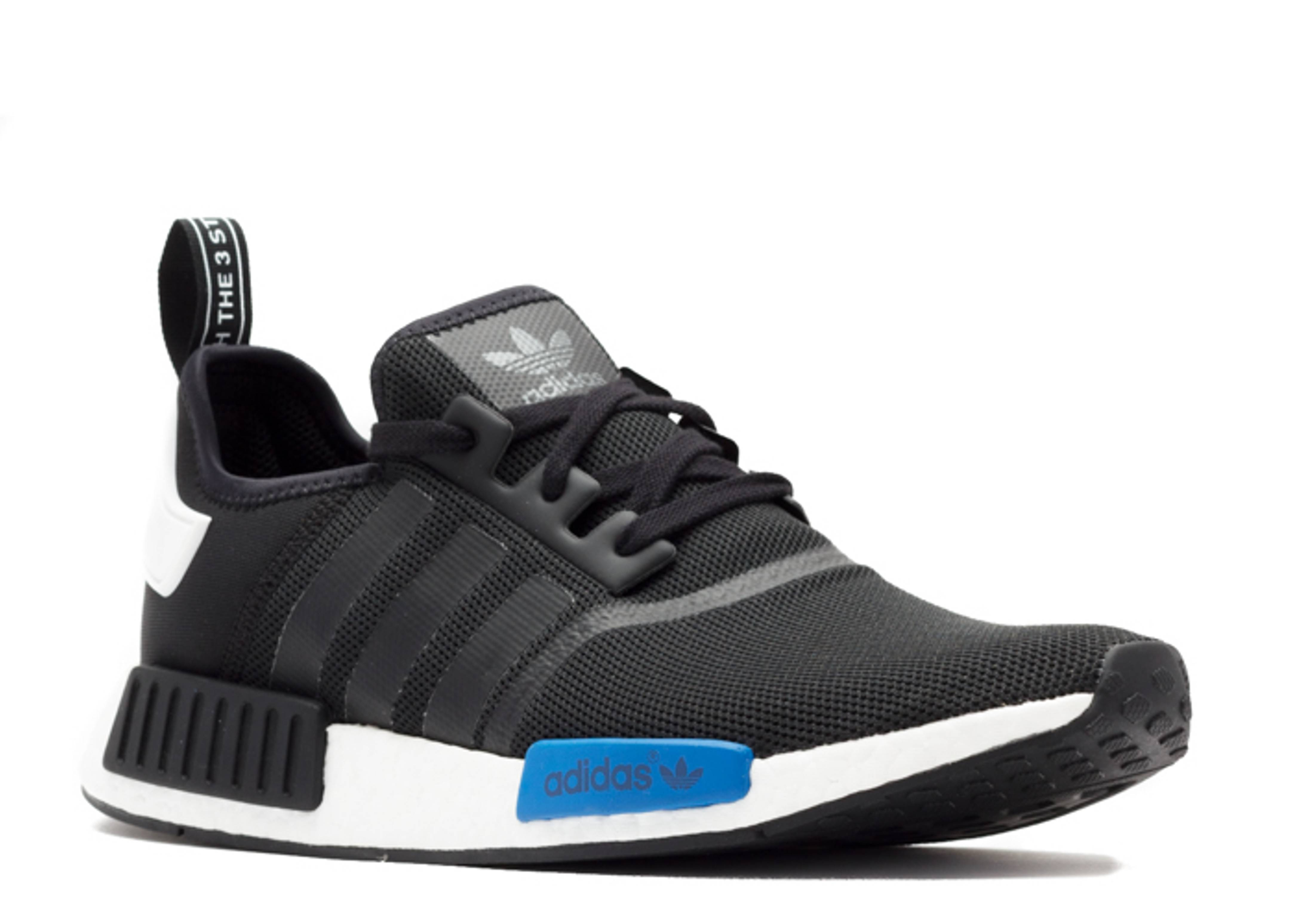 9eabe9b9c94e5 Adidas Nmd R1 Black Blue kenmore-cleaning.co.uk