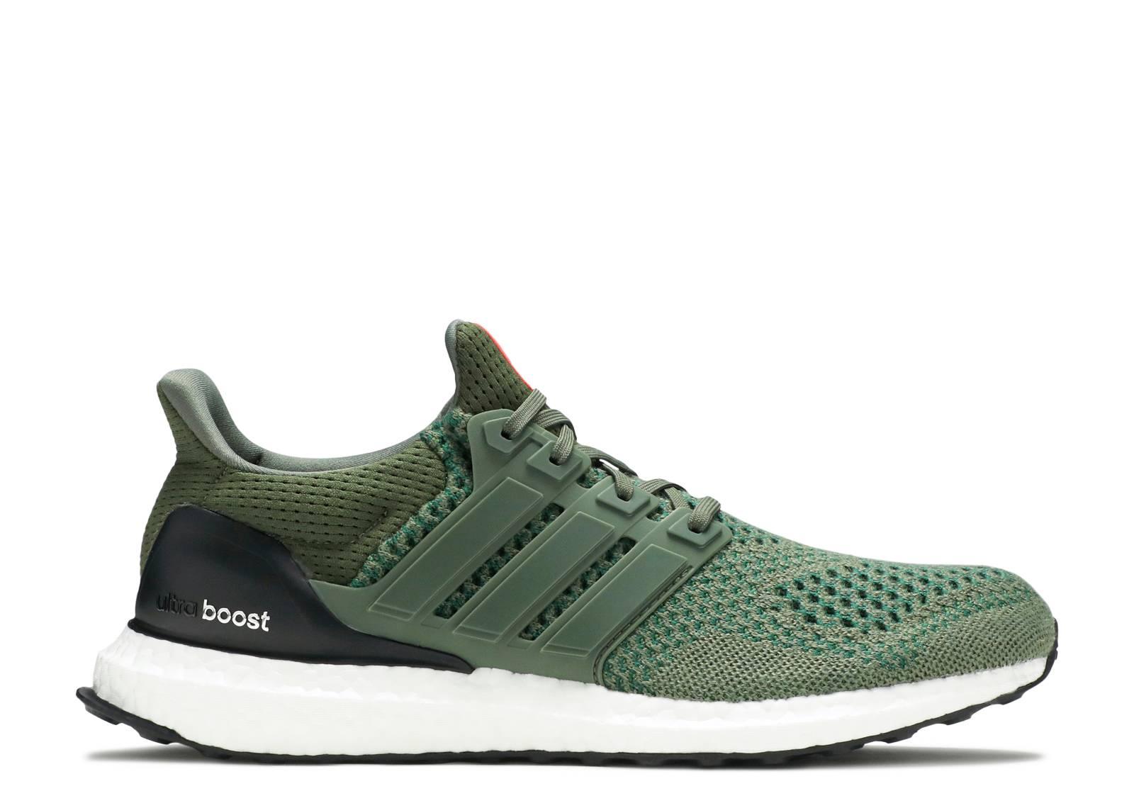 Adidas Ultra Boost Shoe Green