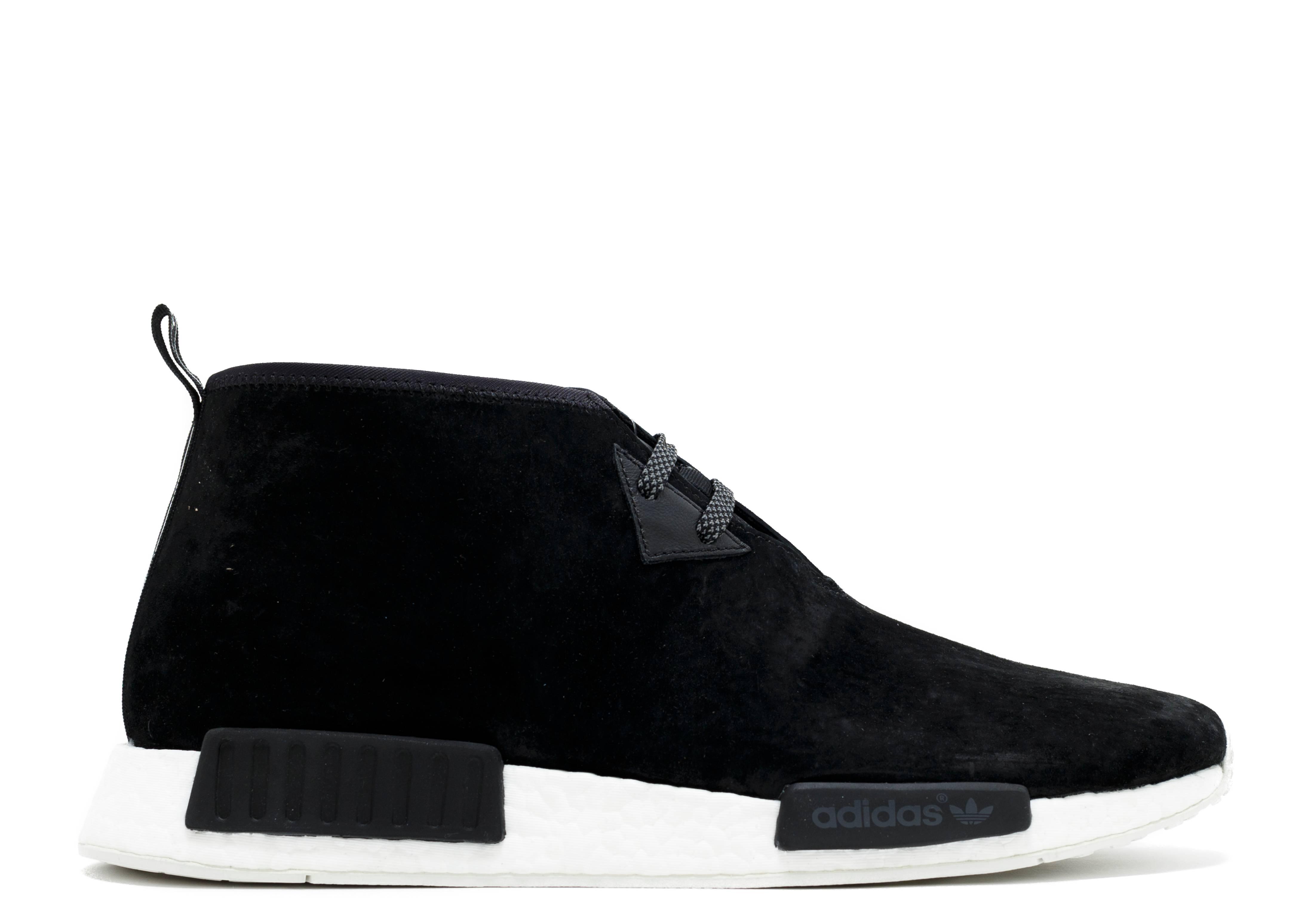 Order NMD C1 Chukka Black White Sneaker