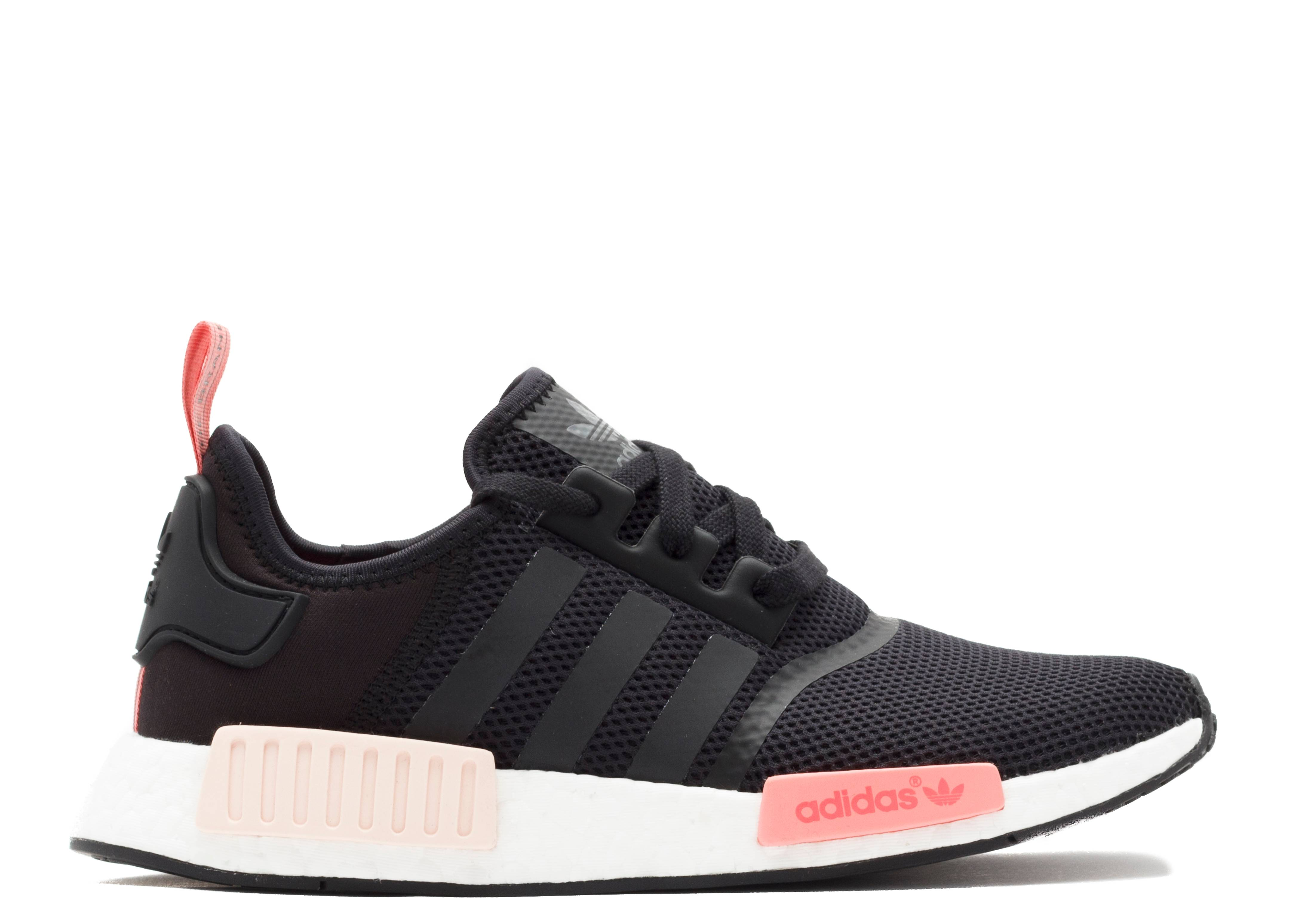 adidas NMD R1 W shoes white pink