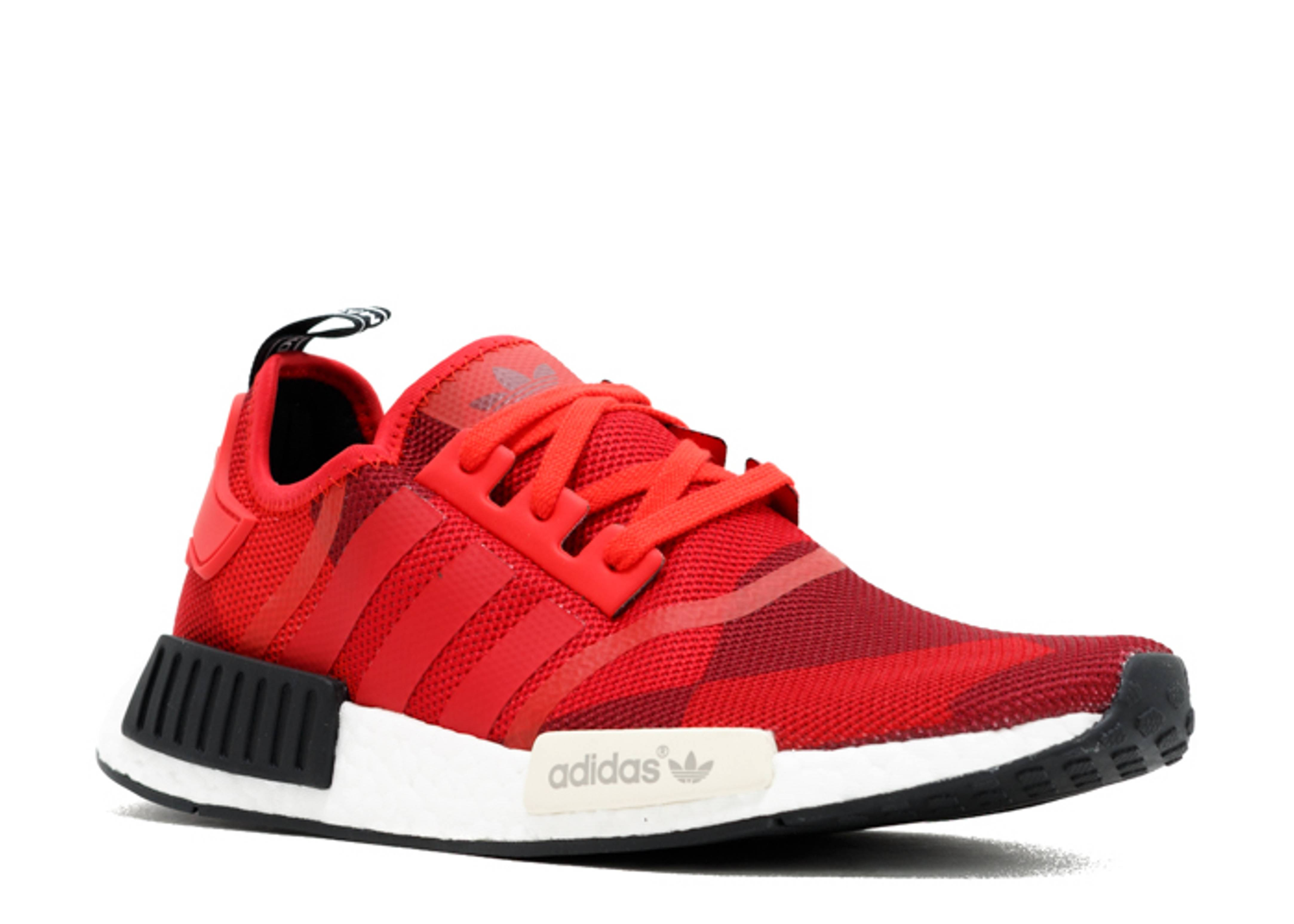 a8f3baf09 Adidas Nmd R1 Black White Red amstructures.co.uk