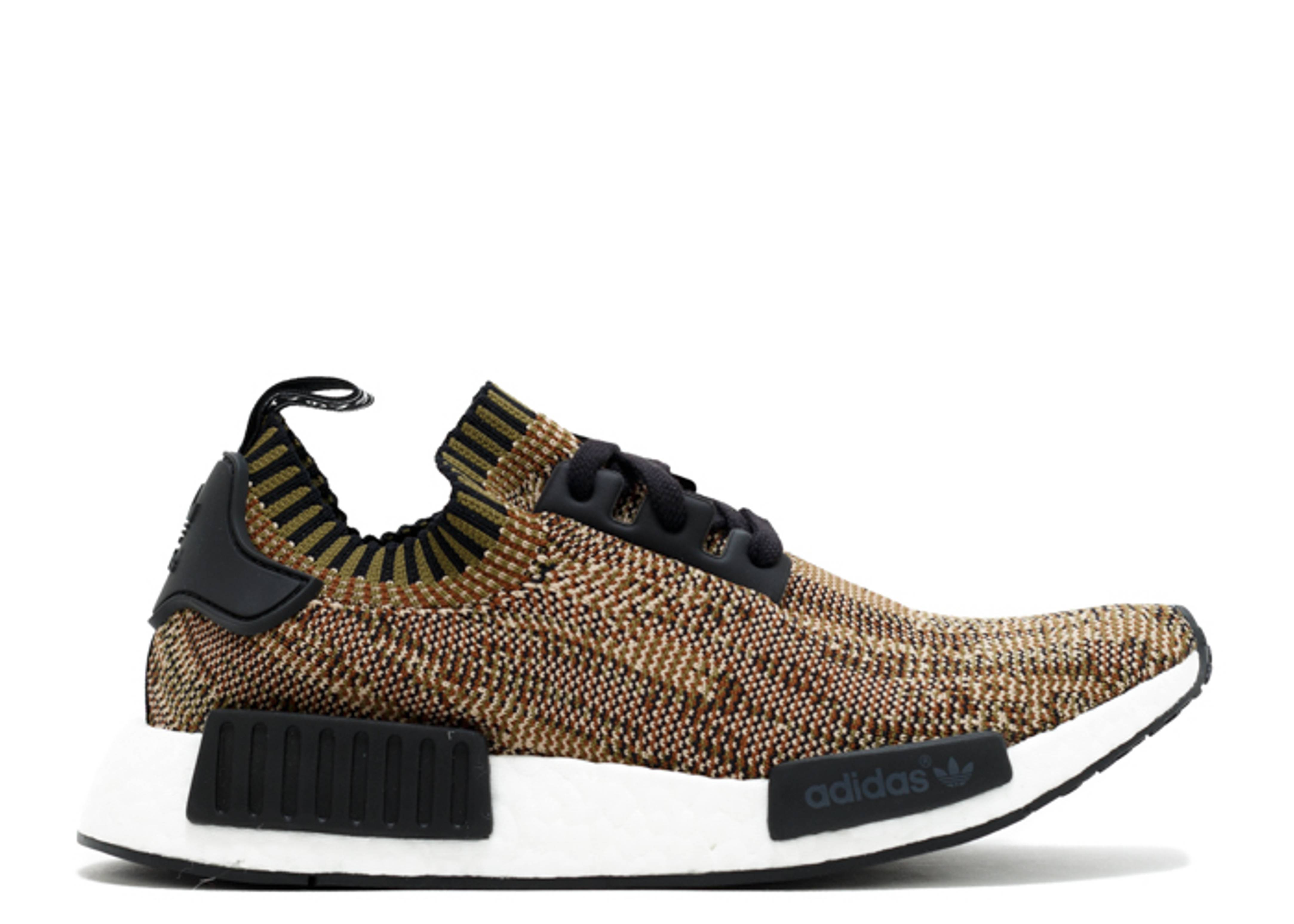 Adidas NMD R1 Cargo Green Olive Trainers UK in 2019 | Adidas