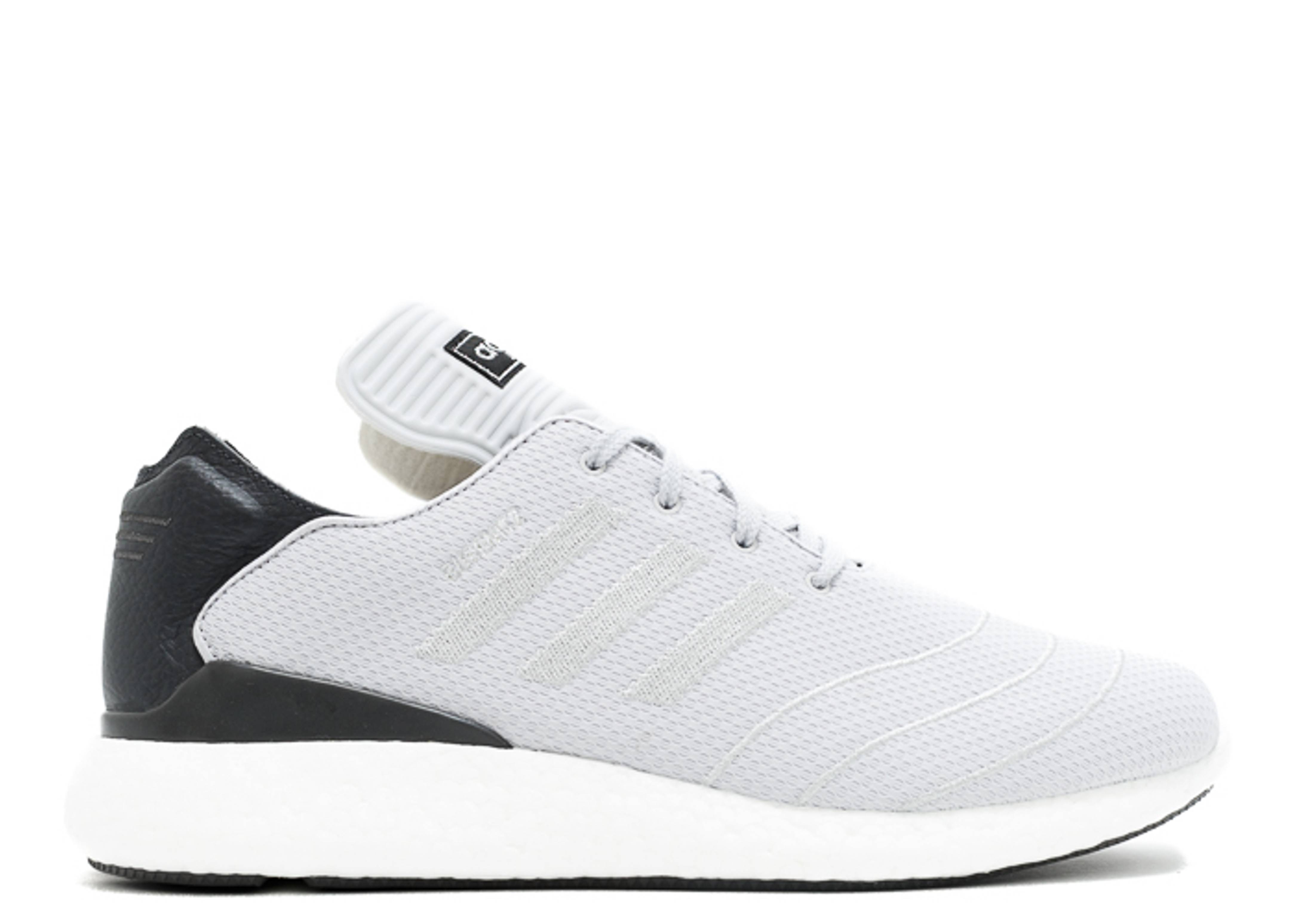 5796999e7d4 Busenitz Pure Boost - Adidas - f37762 - light grey anthracite ...