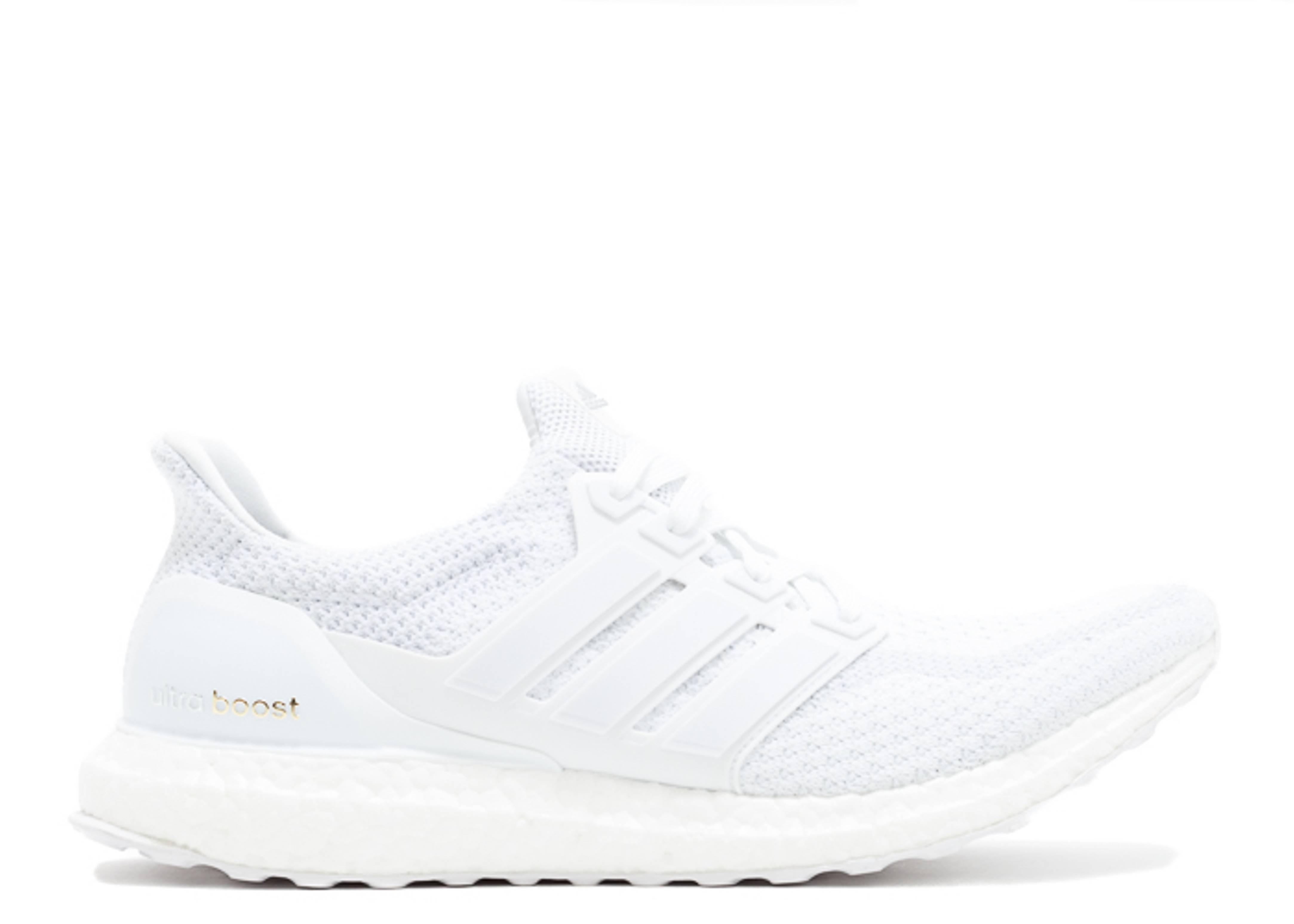 release date beauty performance sportswear Ultra Boost M - Adidas - aq5929 - white/white | Flight Club