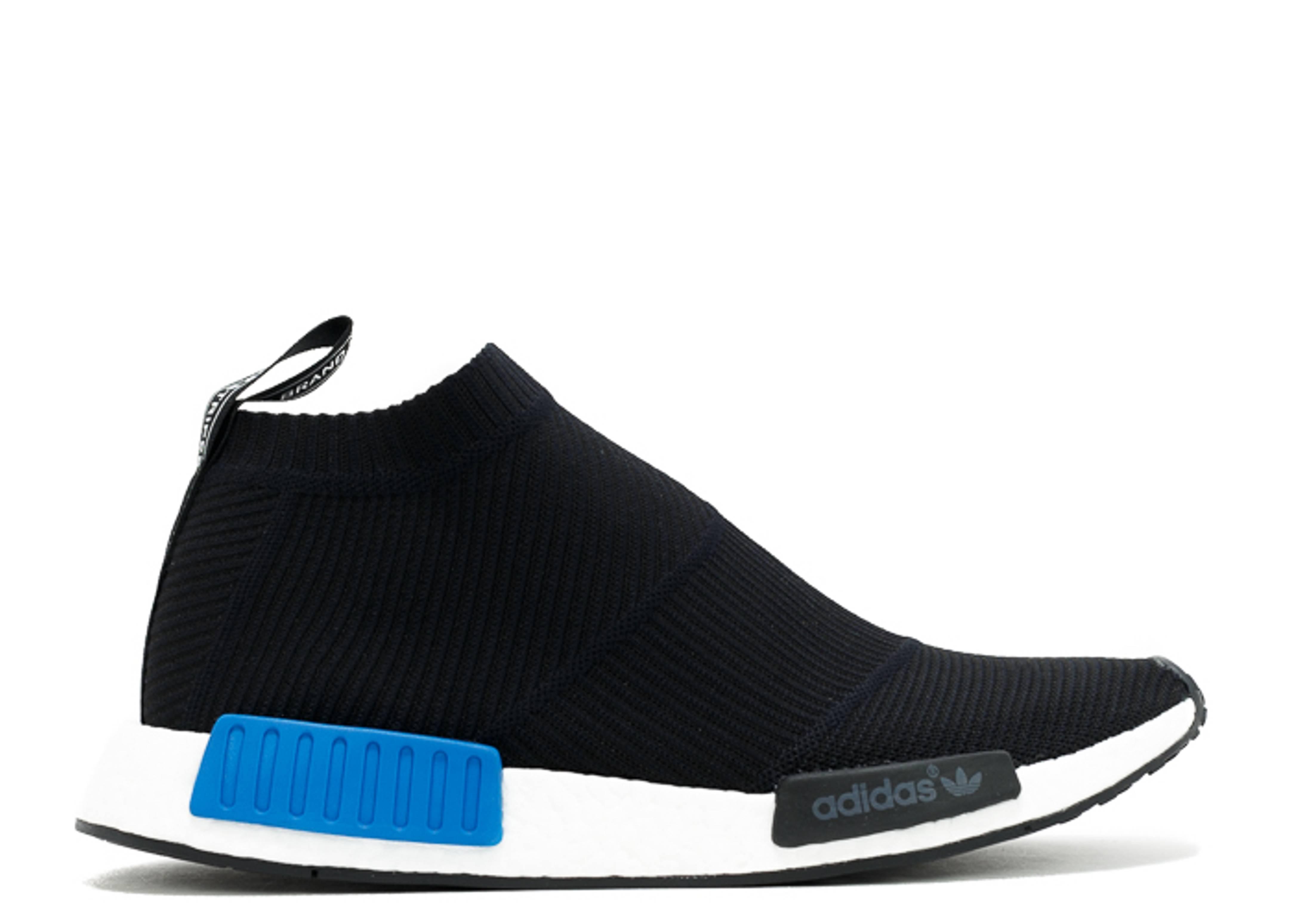 Salida Becks Kakadu  NMD_CS1 'Core Black' - Adidas - S79152 - core black/blue/whitw | Flight Club