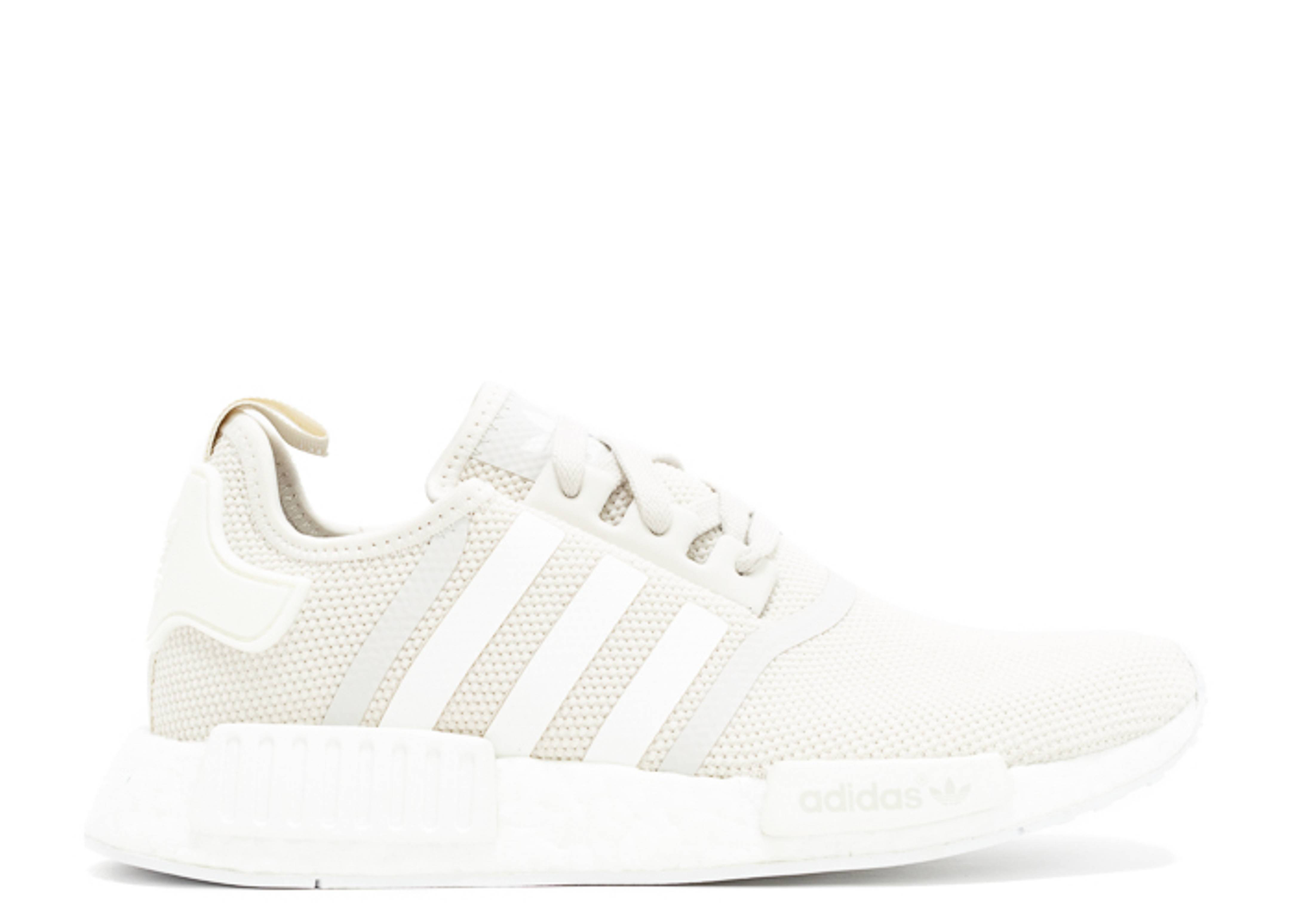 nmd r1 w adidas s76007 beige beige white flight club. Black Bedroom Furniture Sets. Home Design Ideas