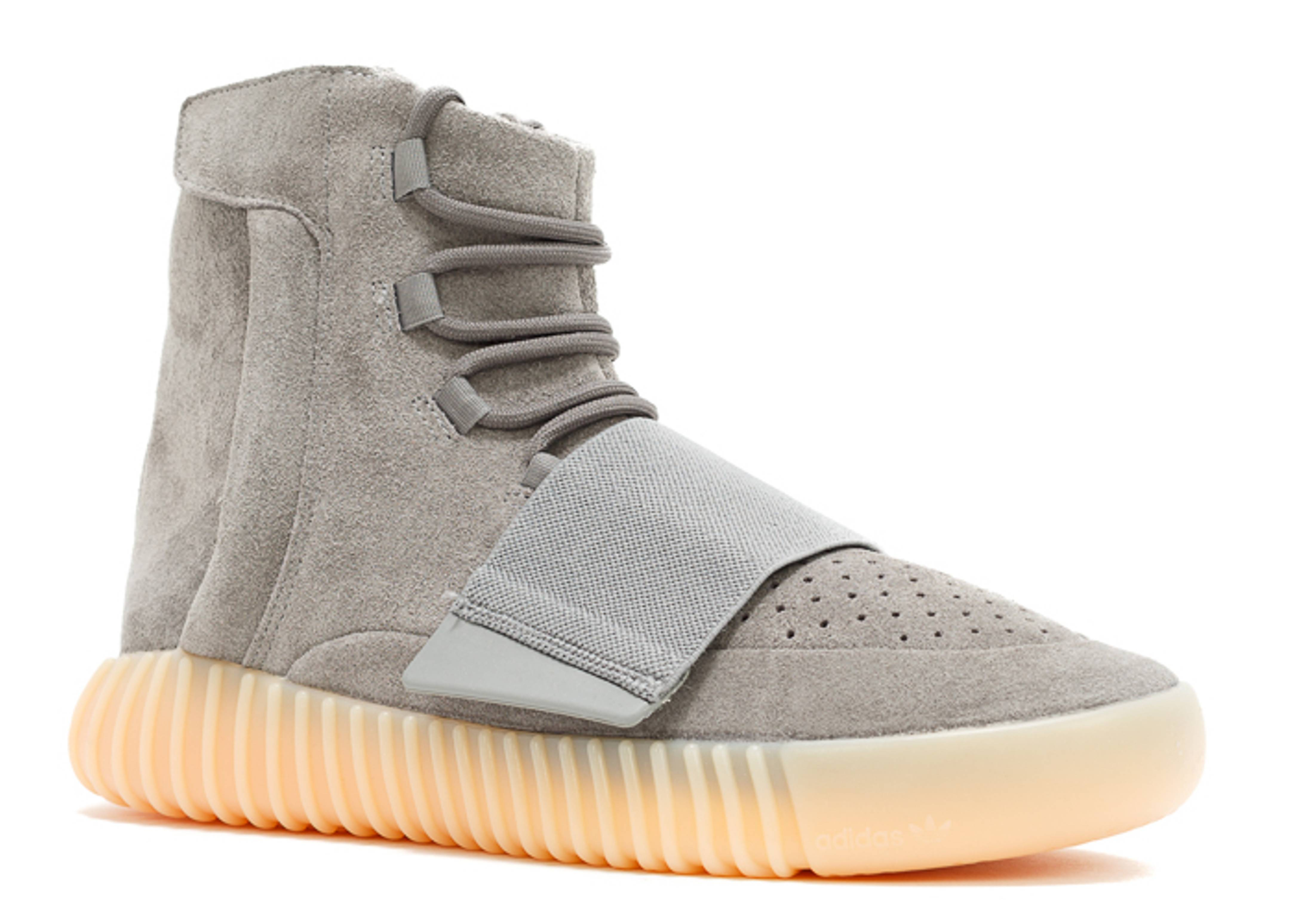 Adidas Yeezy Boost 750 Grey