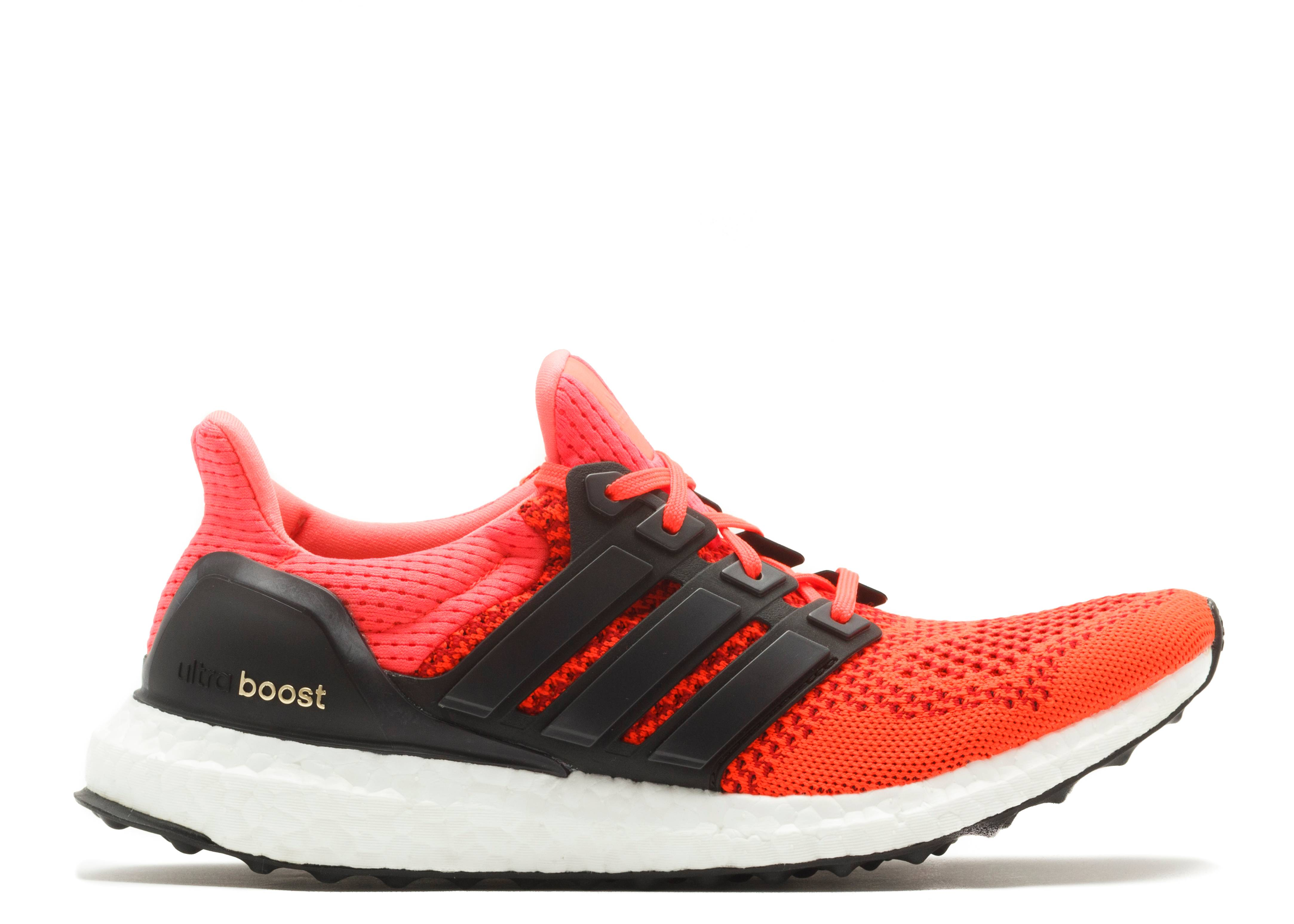 UltraBoost 1.0 'Solar Red'