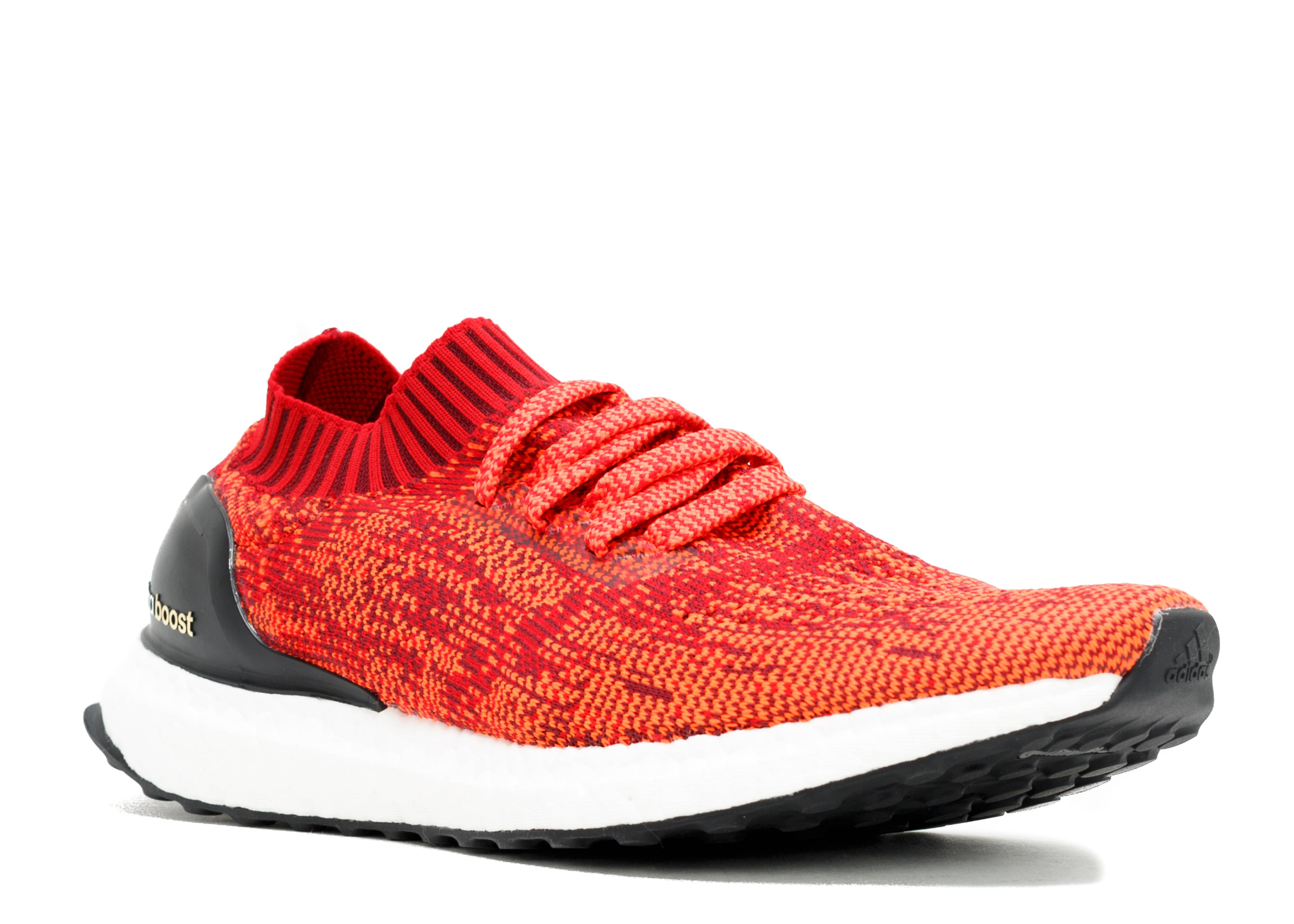 549d890beca1e Adidas Ultra Boost Uncaged Solar Red - 1