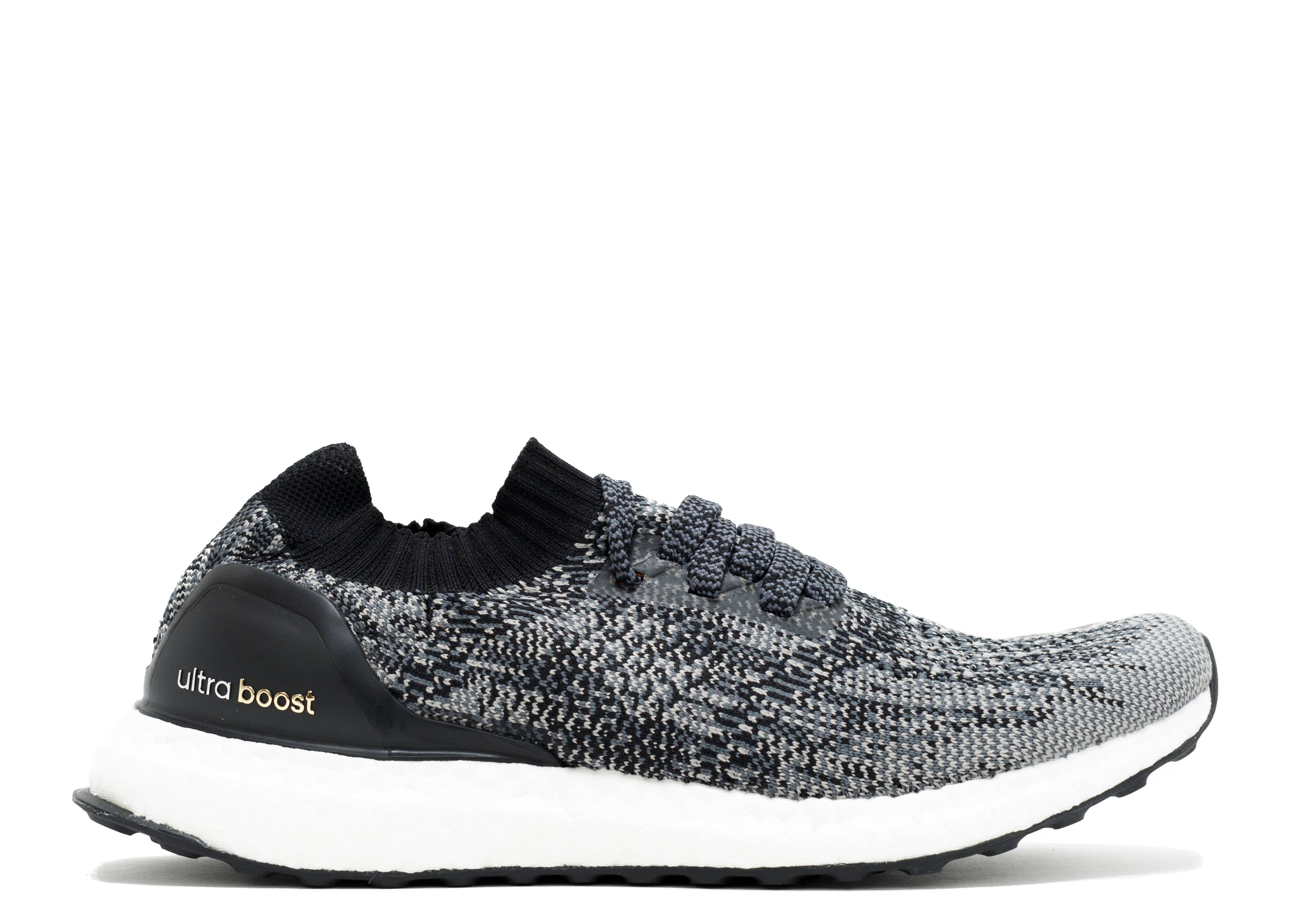 ultra boost uncaged m adidas bb3900 core black gold. Black Bedroom Furniture Sets. Home Design Ideas