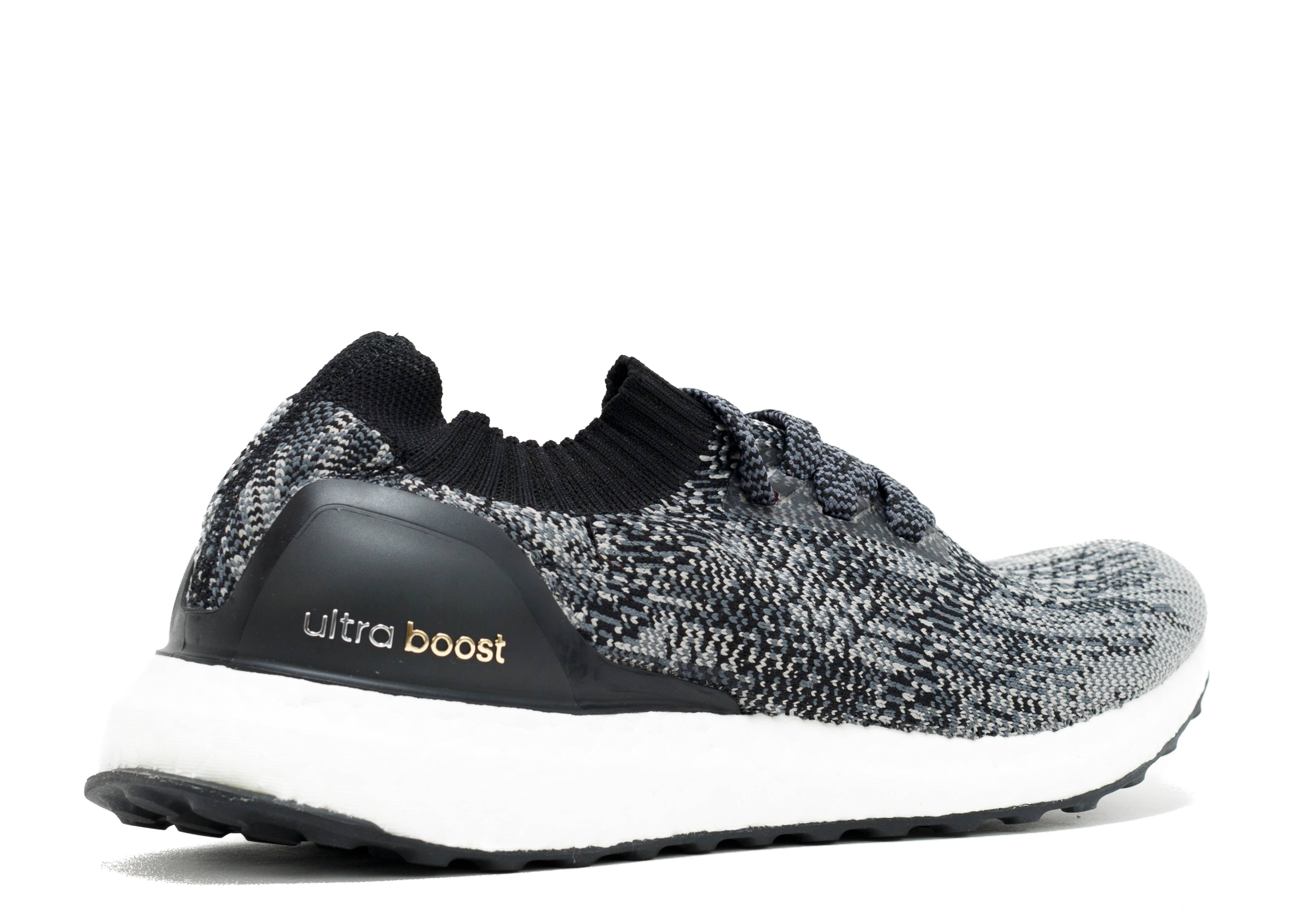 d6c19e0b1 Ultra Boost Uncaged M - Adidas - bb3900 - core black gold