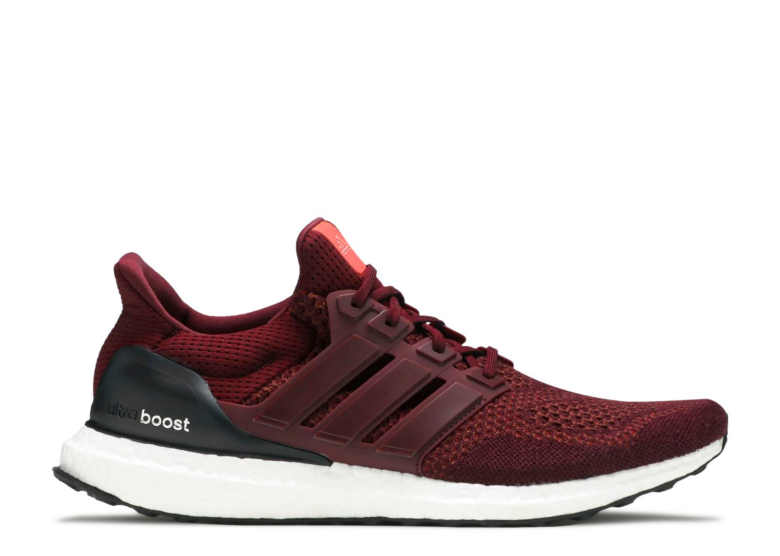 finest selection 7127f 59d1b Ultra Boost - Adidas - af5836 - burgundy maroon   Flight Club