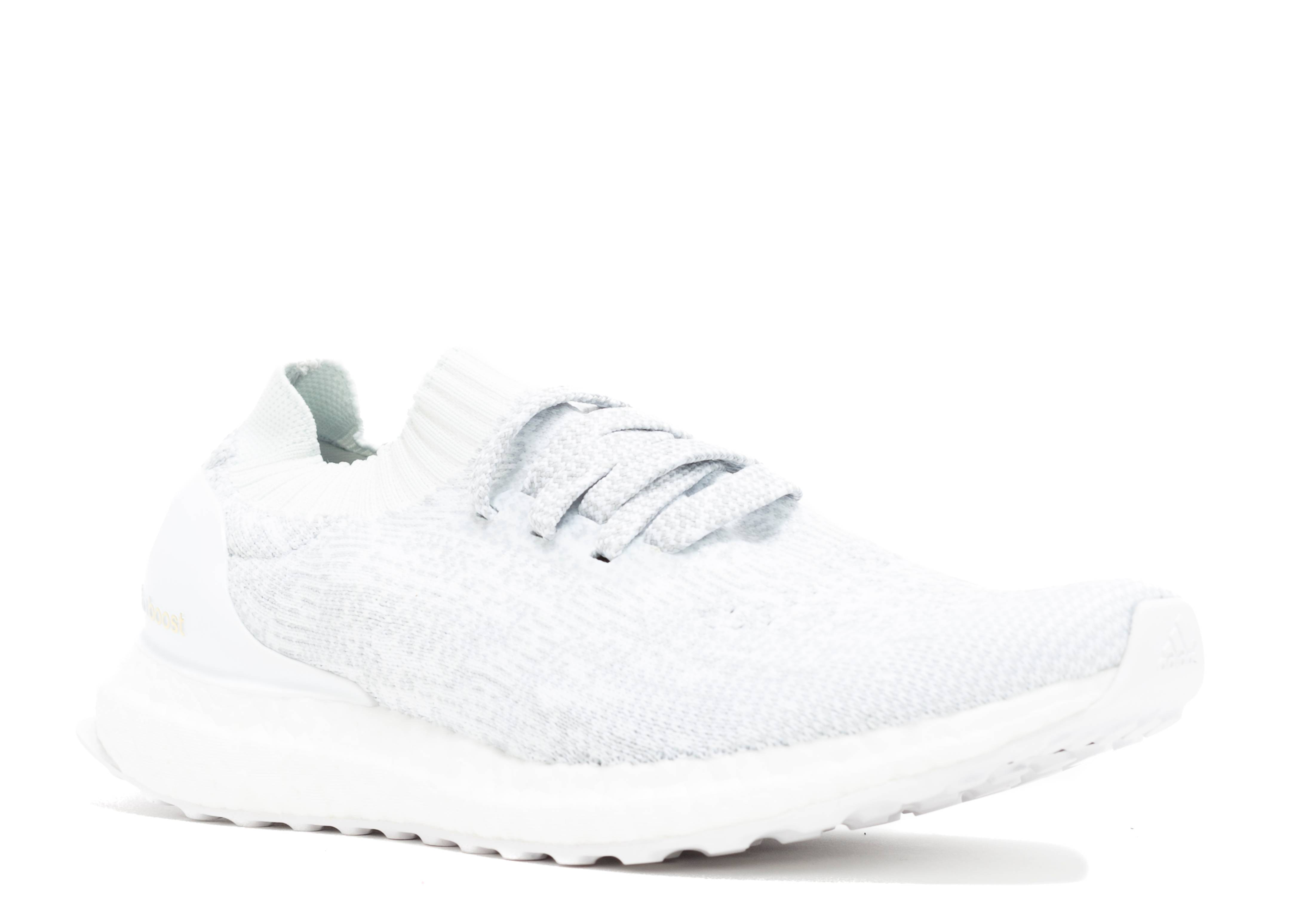 ADIDAS ULTRA BOOST UNCAGED LTD TRAINERS MENS TRIPLE