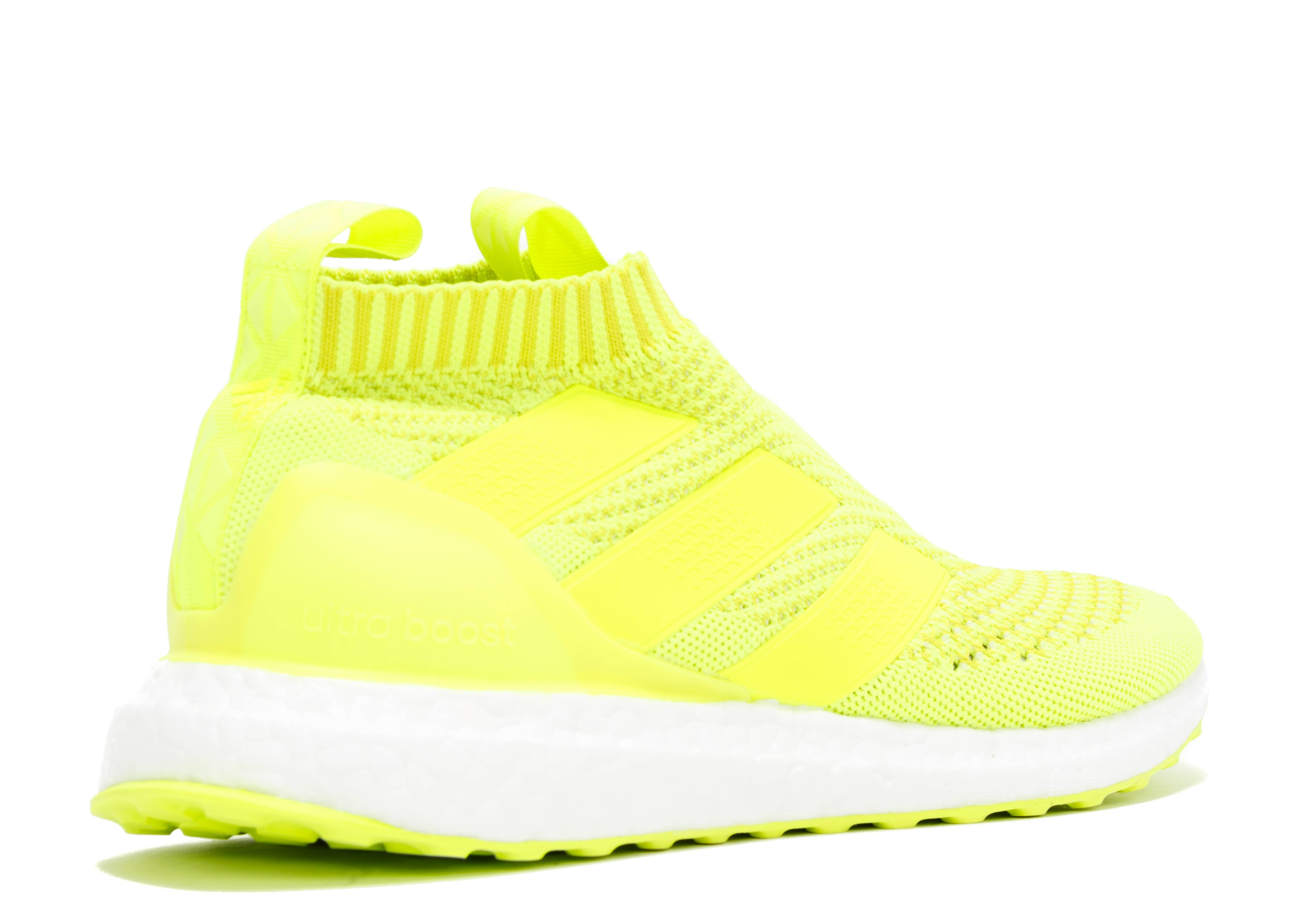 Trainers adidas Ace 16 Purecontrol Ultraboost Champagne Off white