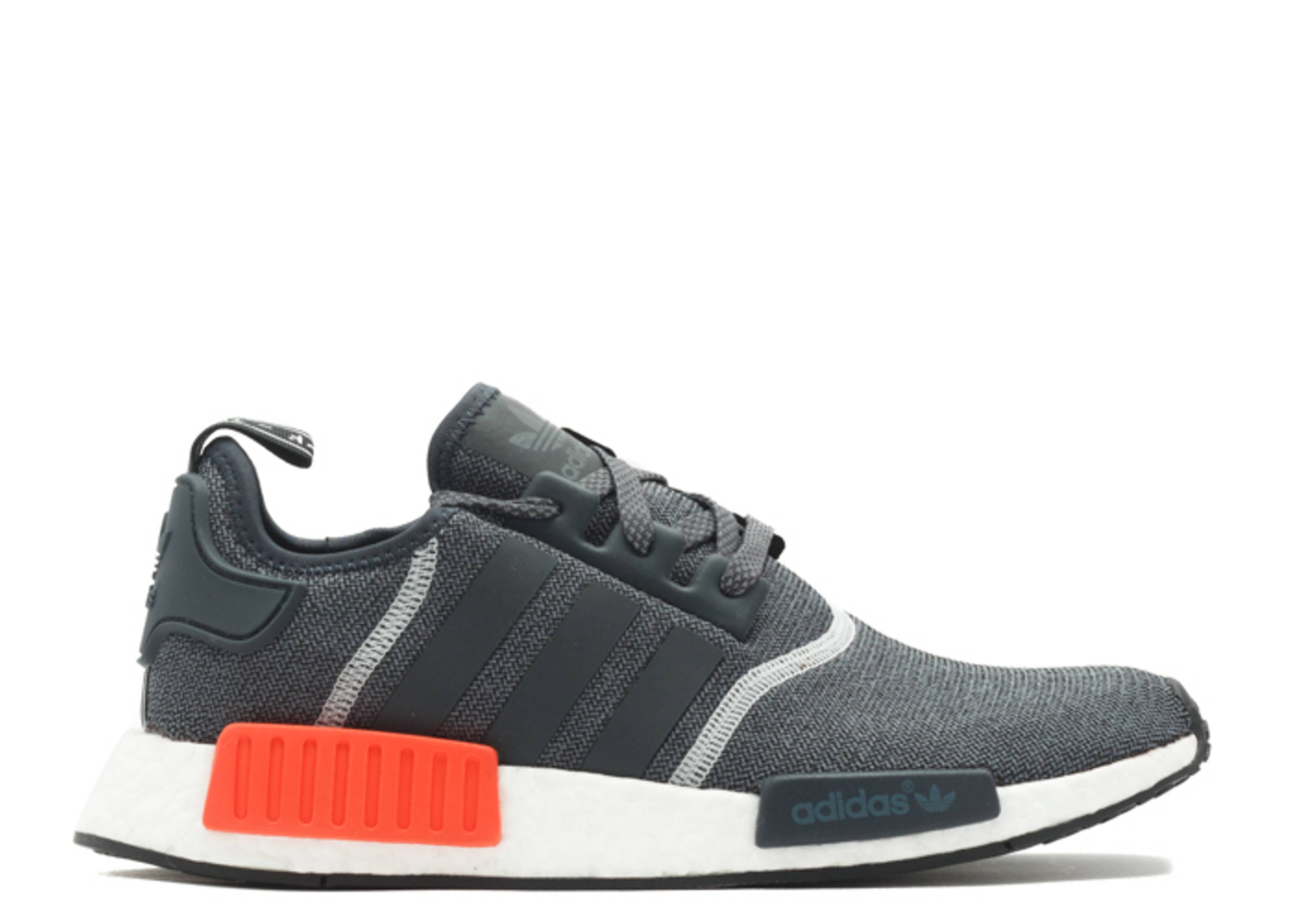 buy popular a18f0 cc79c Adidas NMD XR1 OG Black Blue Red Real Boost Unboxing Review