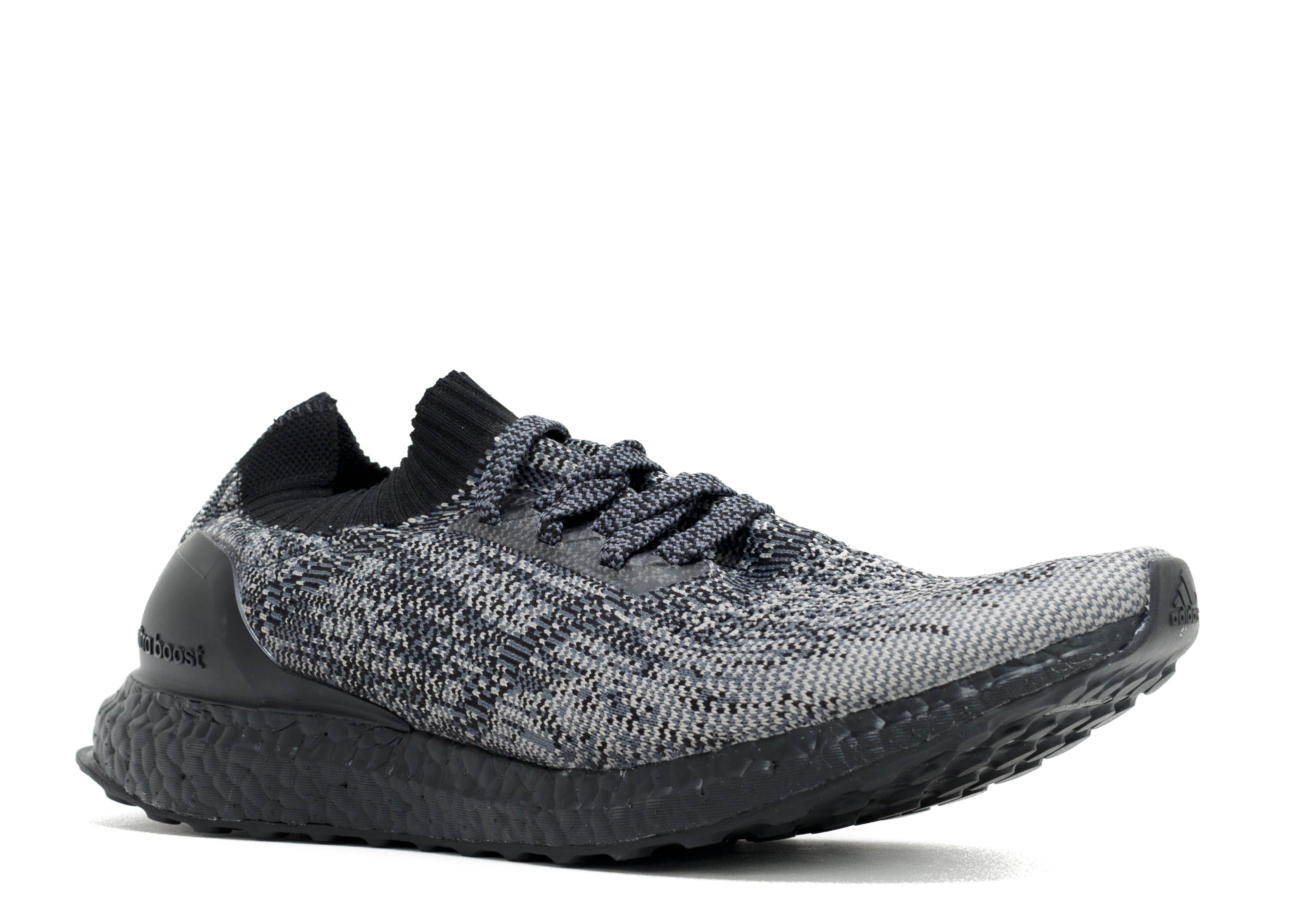 Ultra Boost Uncaged Shoes Black
