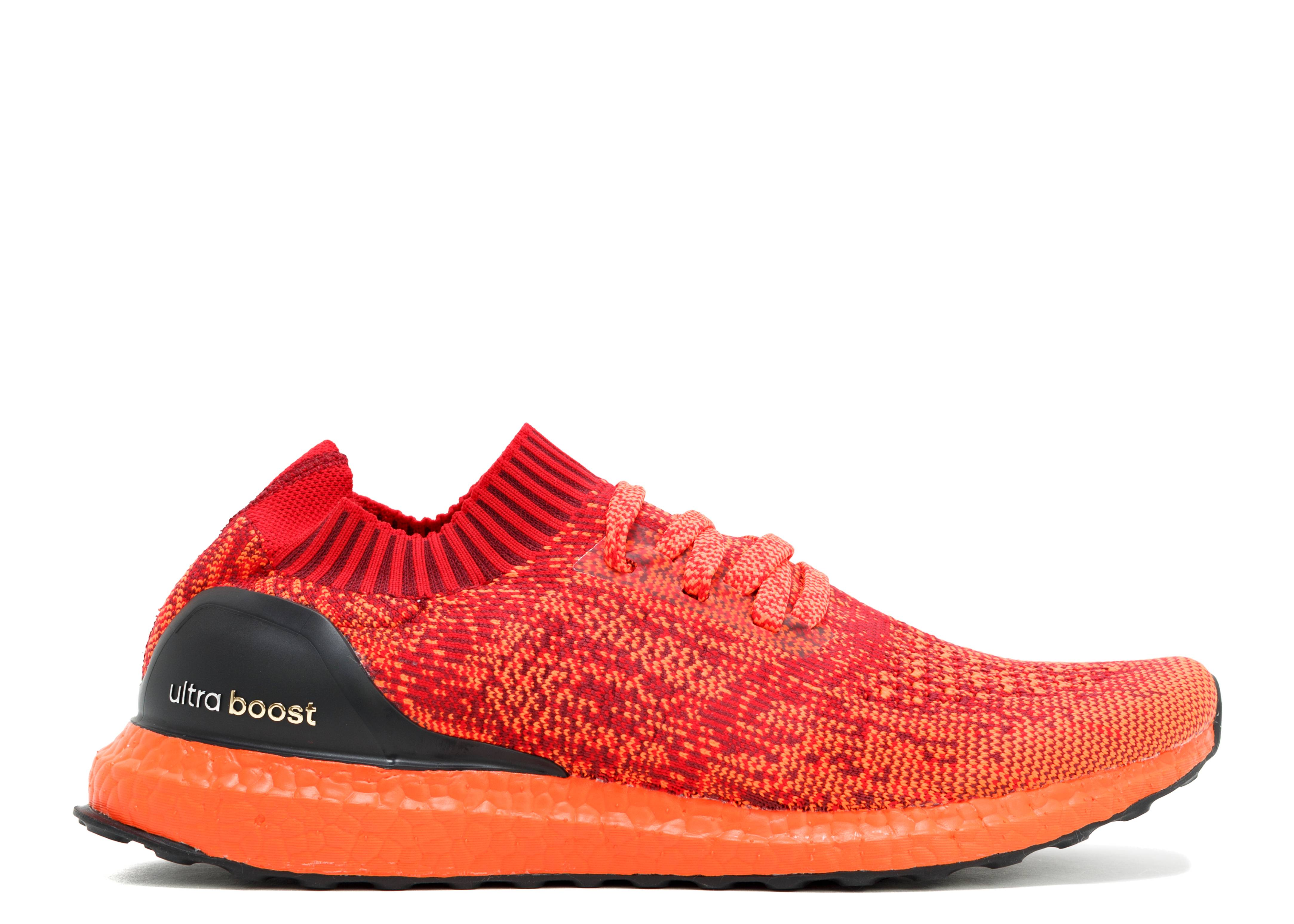 2c64dcb15a2 Ultra Boost Uncaged Ltd - Adidas - bb4678 - red black
