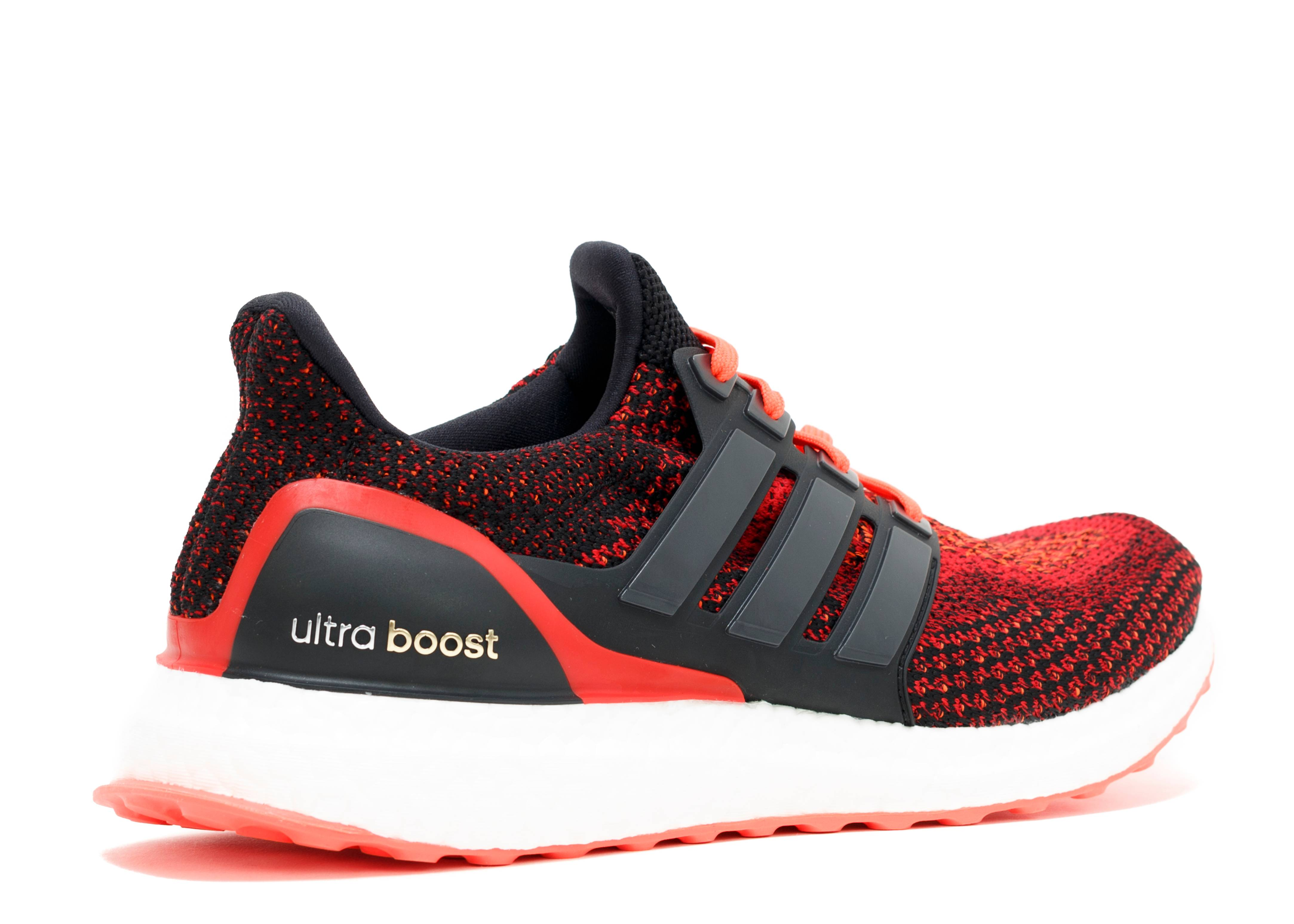 UltraBoost 2.0 'Solar Red'