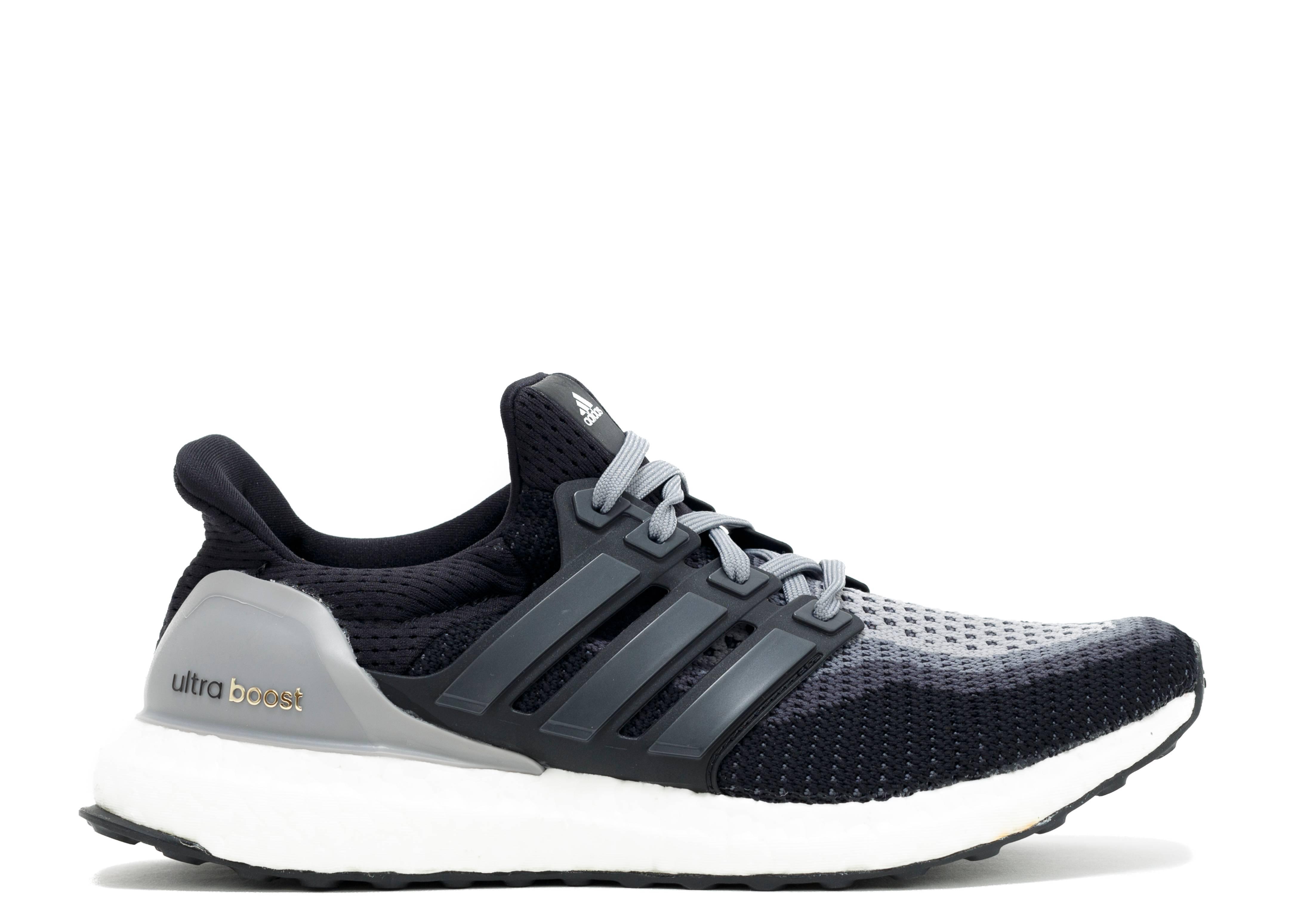 db242b15fac Ultra Boost W - Adidas - af5141 - core black  black grey
