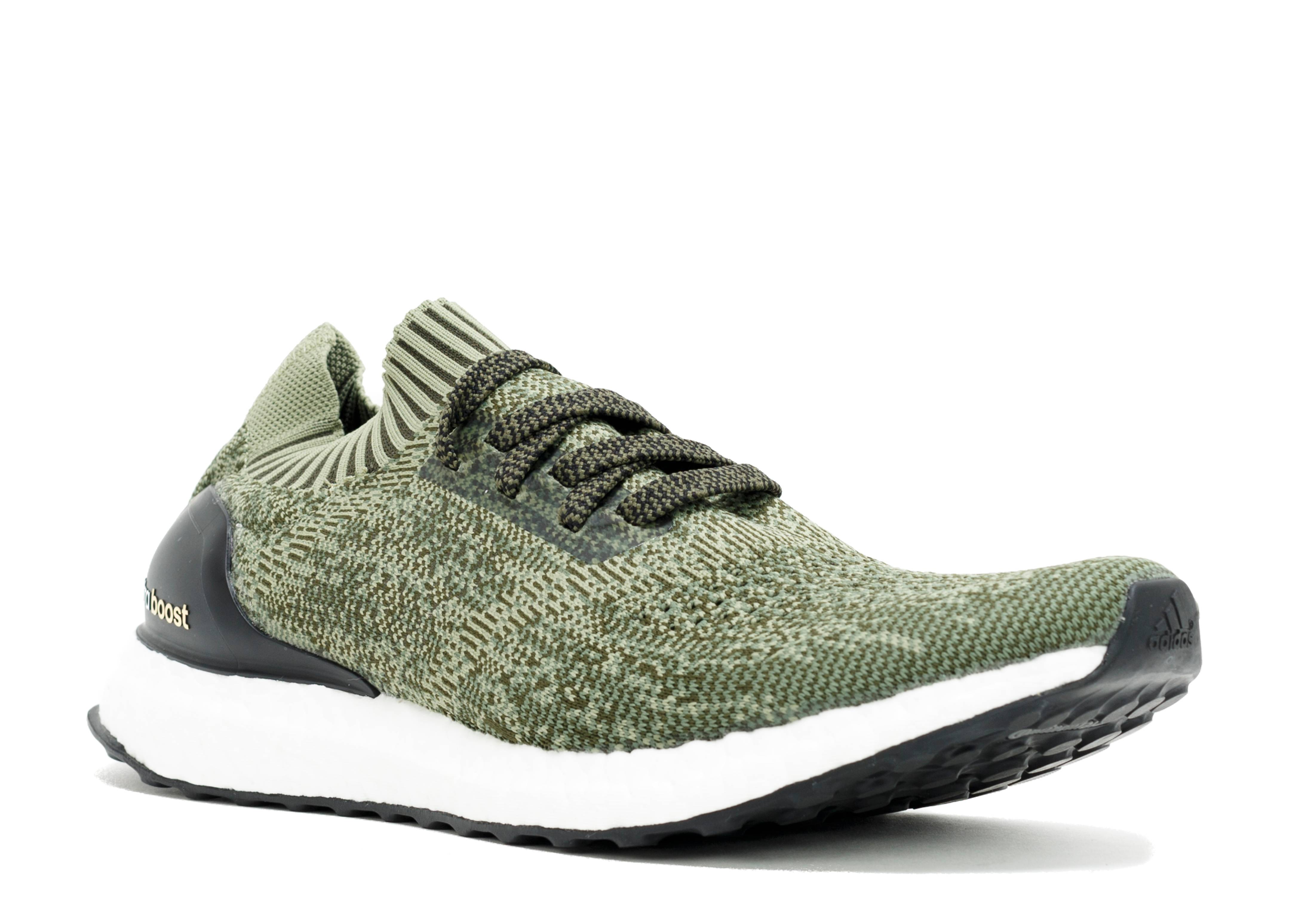 Ultra Boost Uncaged M - Adidas - bb3901 - olive/black-whtie | Flight Club