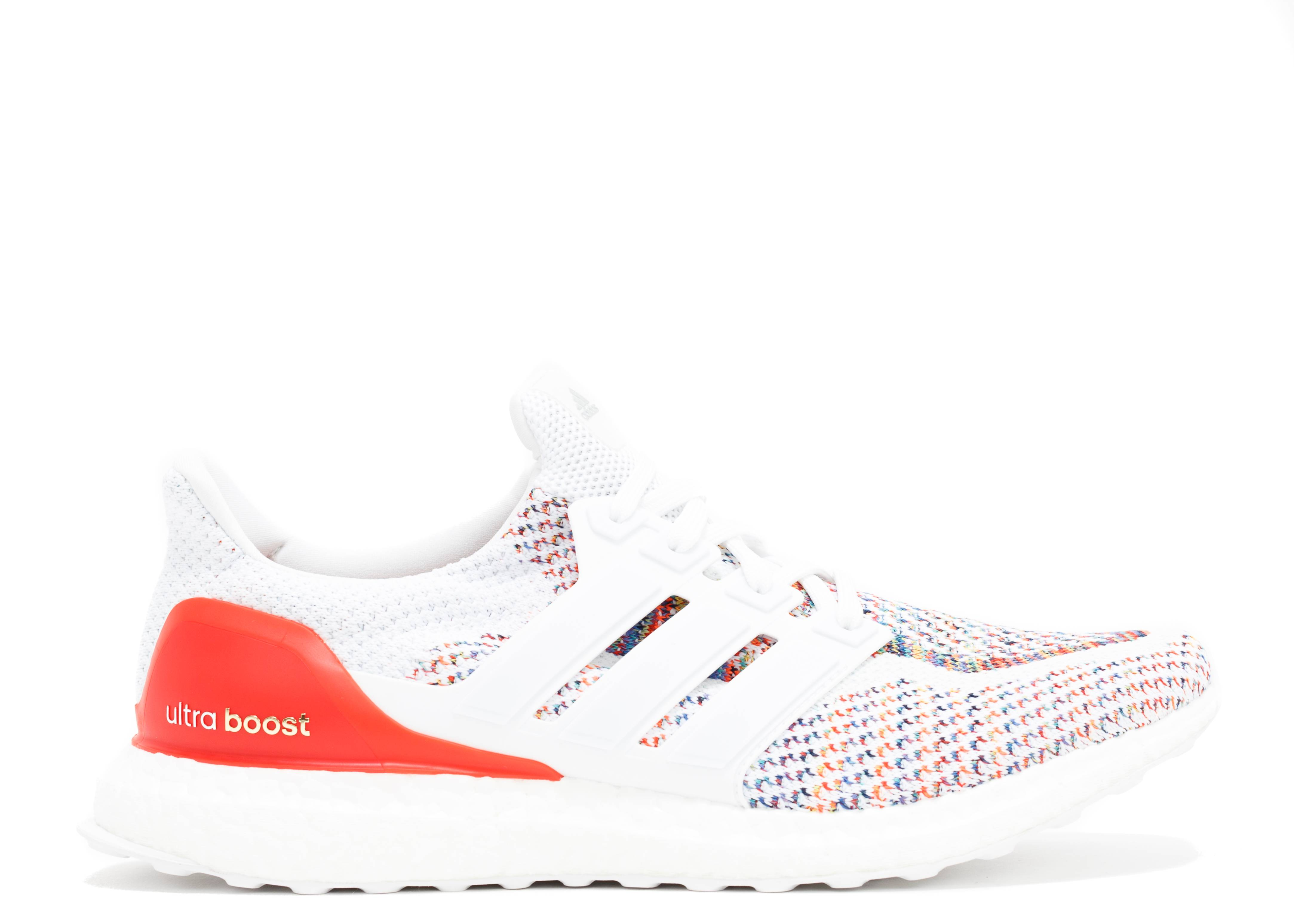 Adidas Ultra Boost White Multi