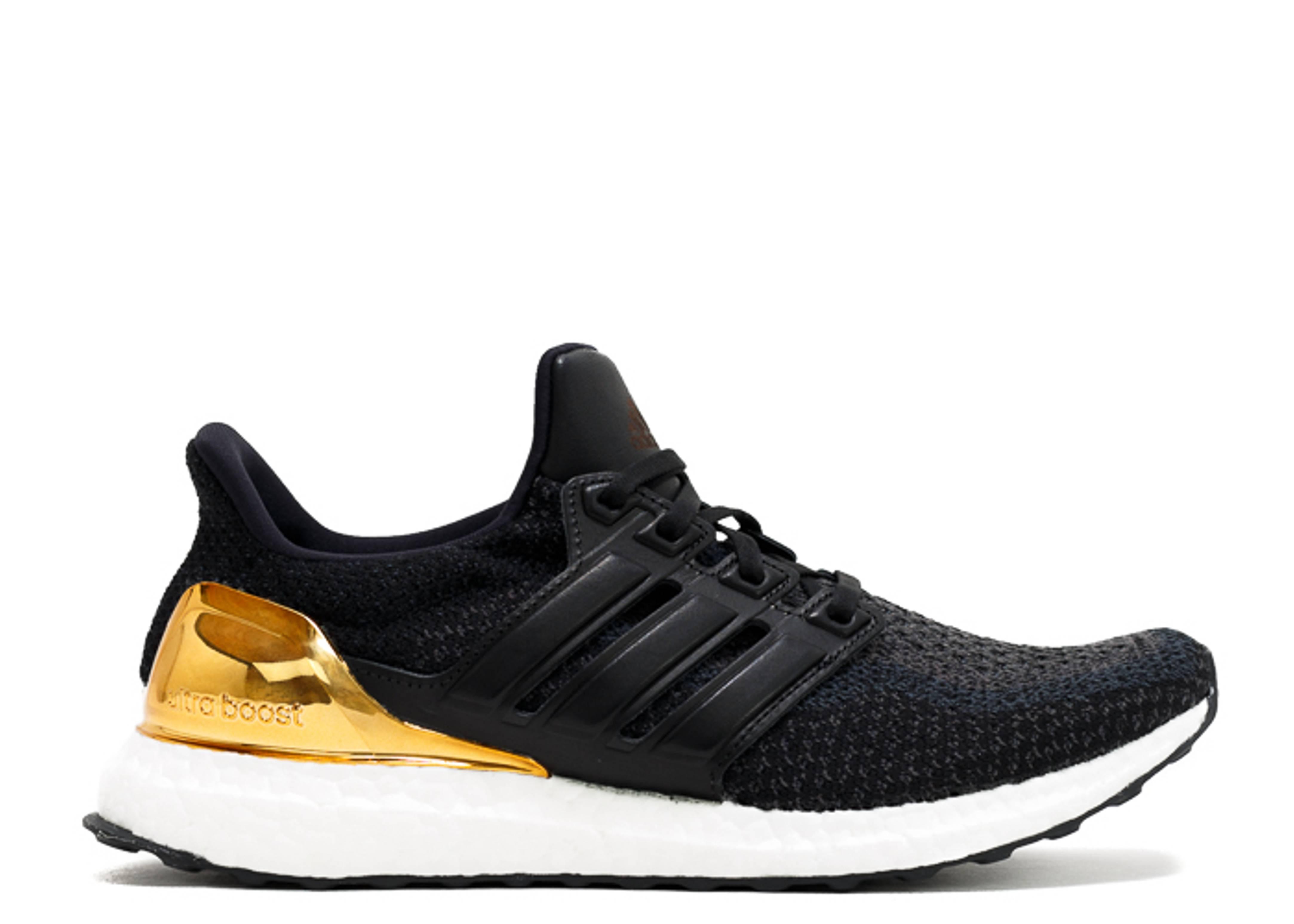 Adidas Ultra Boost Metallic Gold