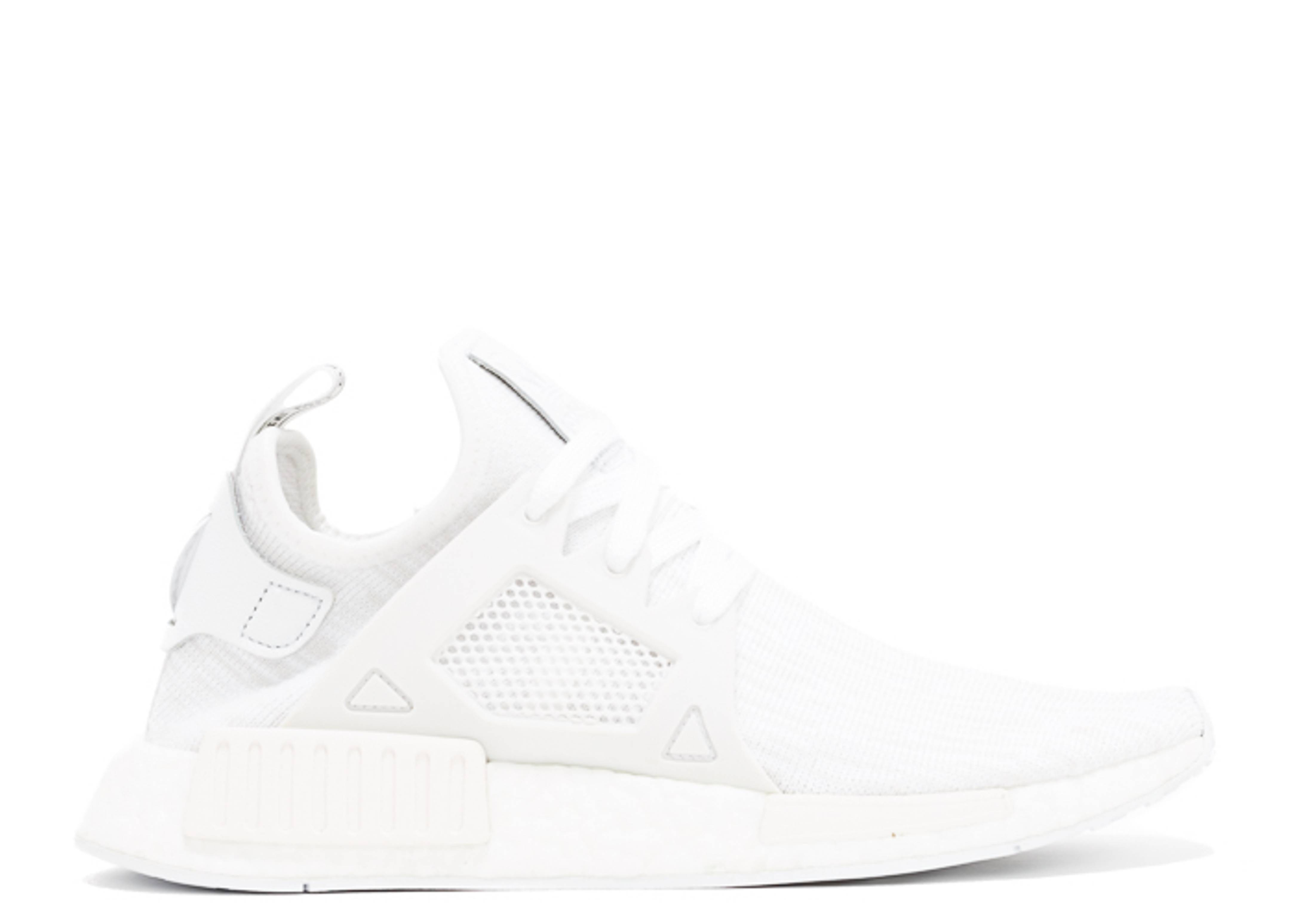 adidas nmd xr1 all white